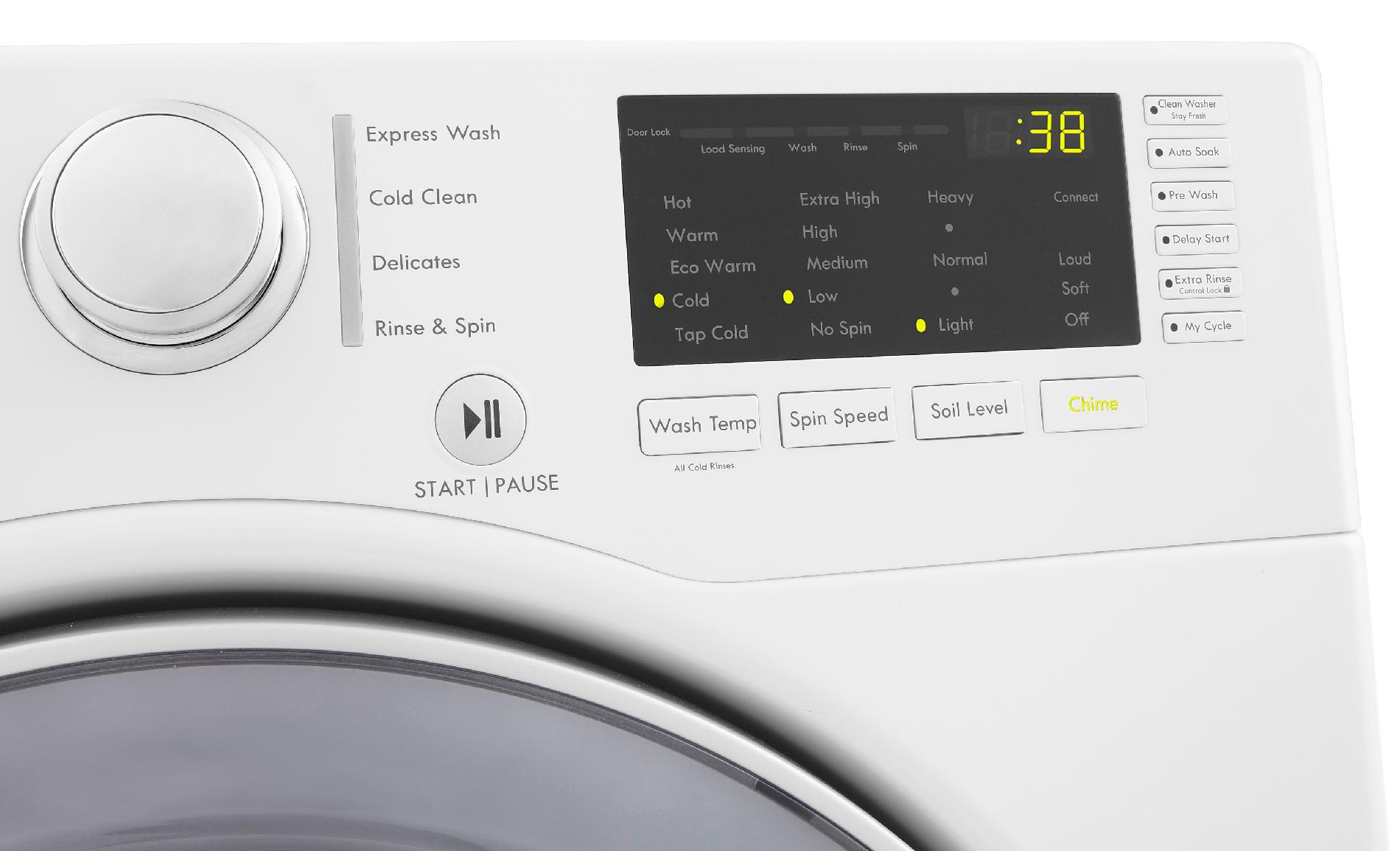 Kenmore 3.7 cu. ft. Front-Load Washing Machine