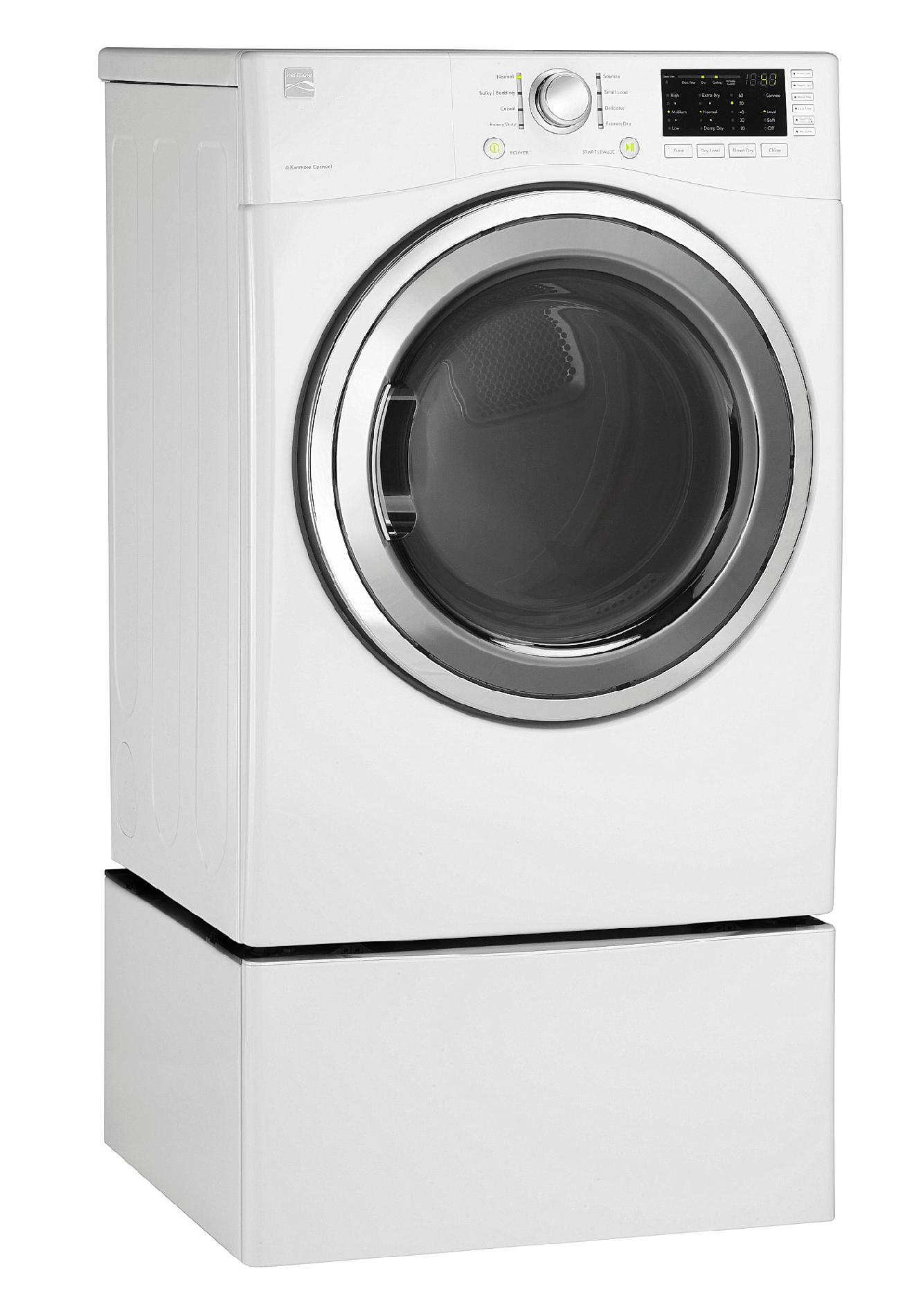 Kenmore 7.3 cu. ft. Gas Dryer - White