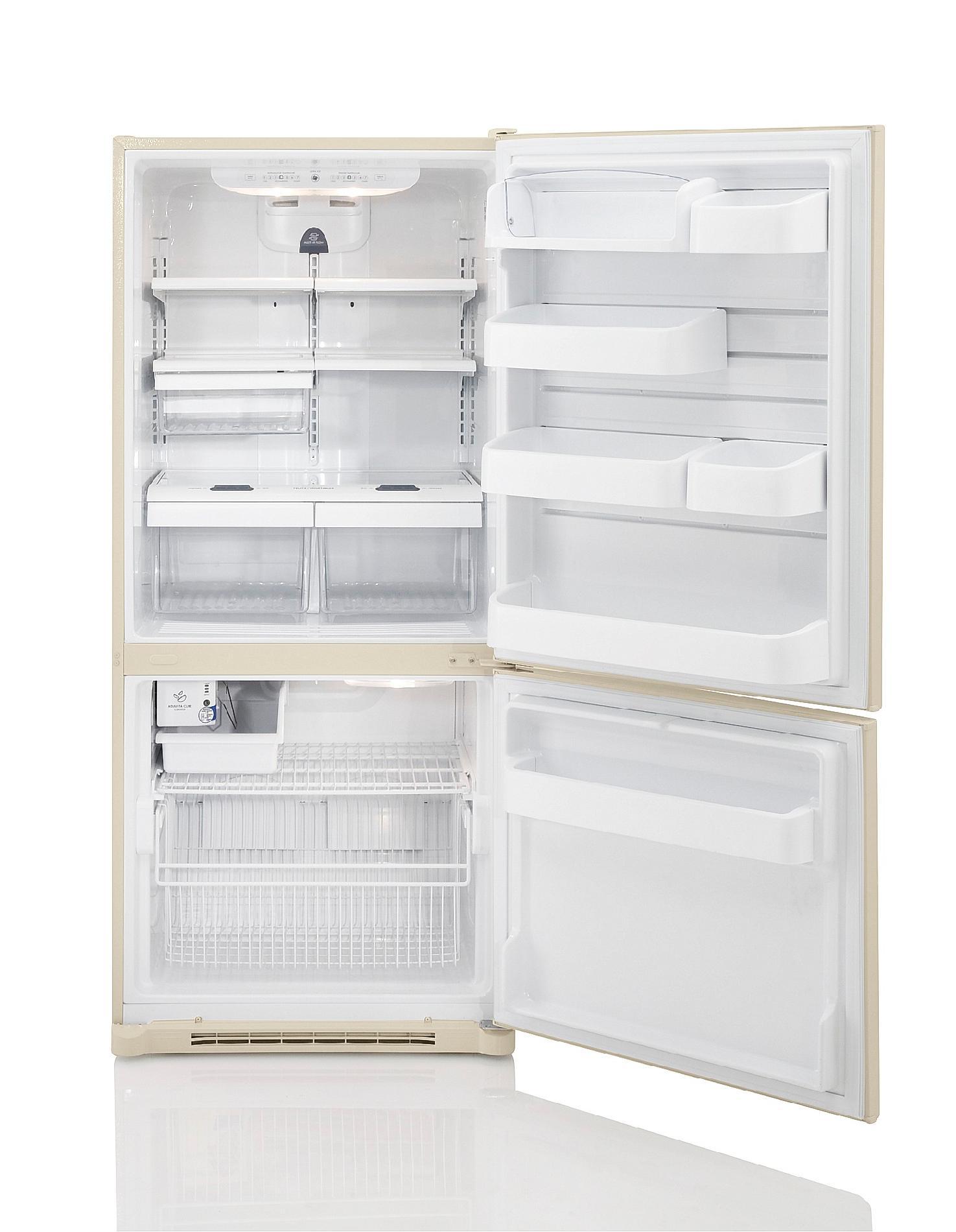 Kenmore 19.7 cu. ft. Bottom Freezer Refrigerator - Bisque