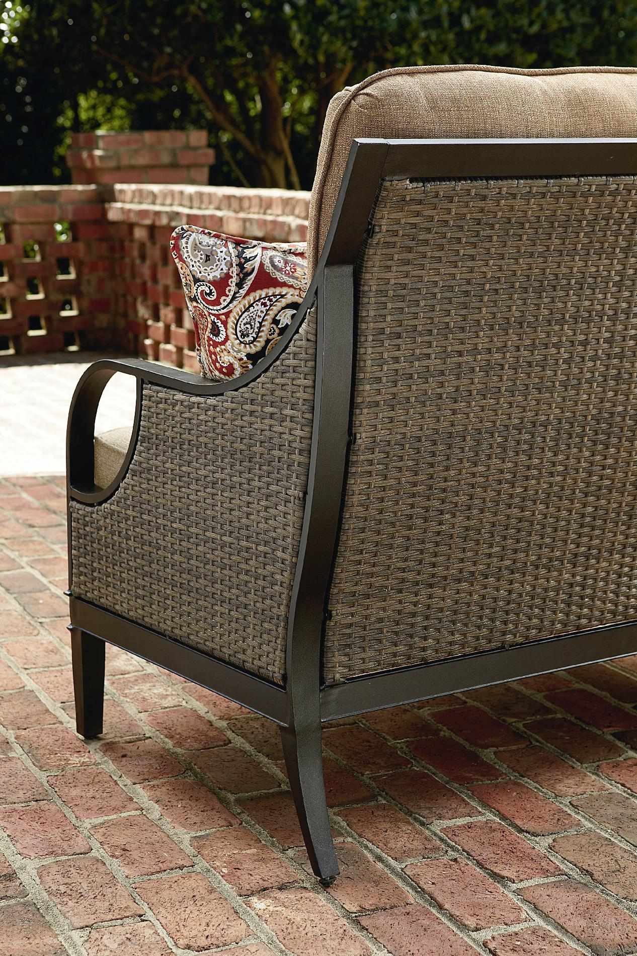 La-Z-Boy Outdoor Charlotte 4 Piece Seating Set *Limited Availability
