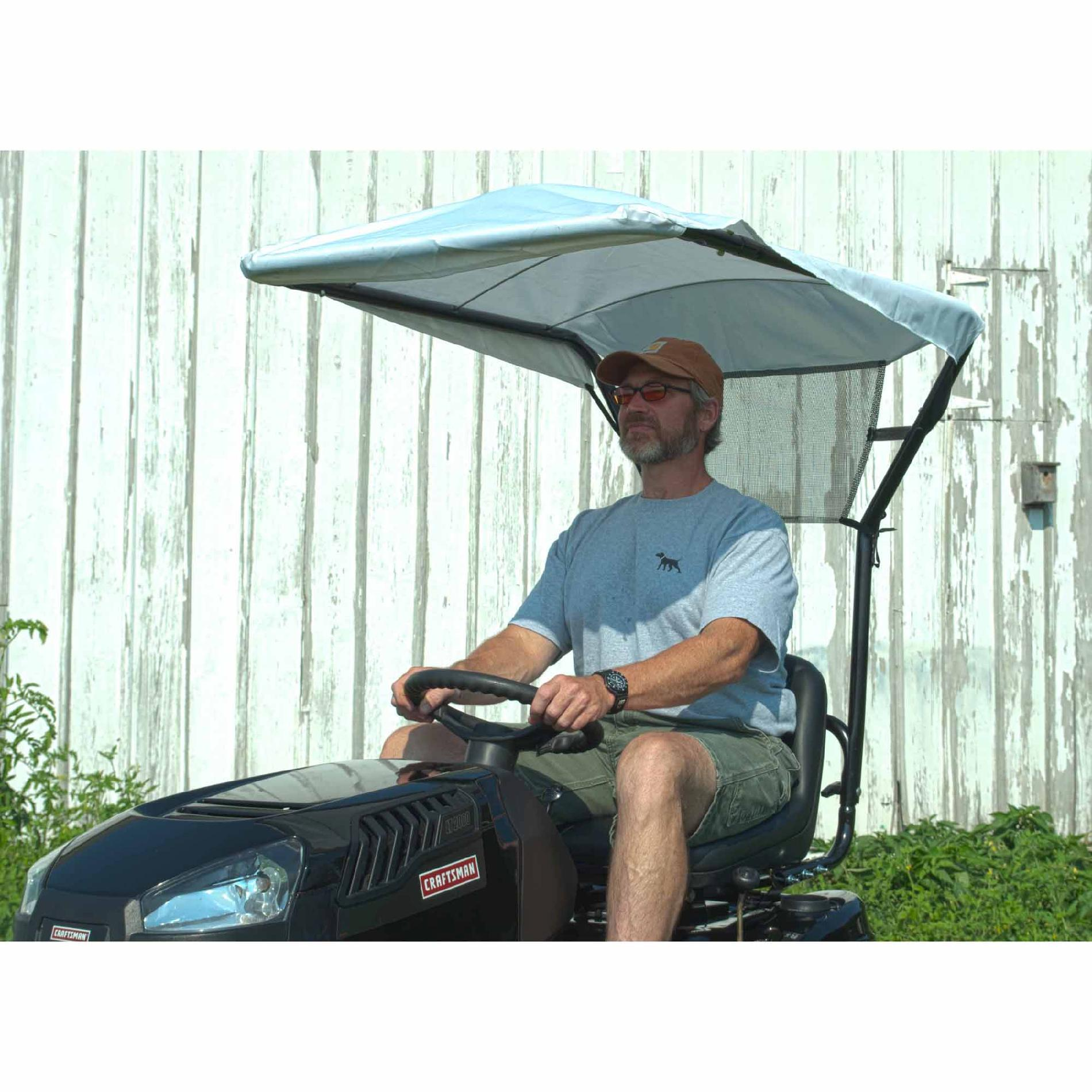 Craftsman Sun Shade for Craftsman Tractors (Source 247), MTD
