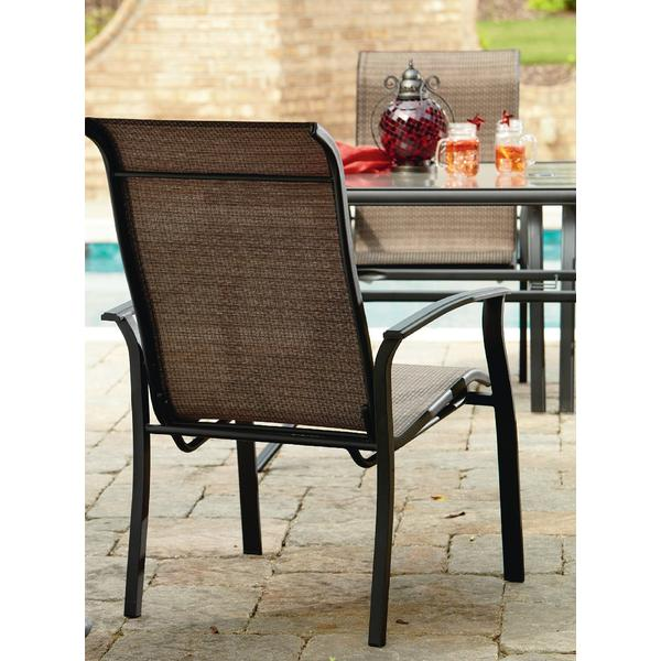 Garden Oasis SS I 139NSSET Harrison 7 Piece Dining Set Sears Hometown Stores