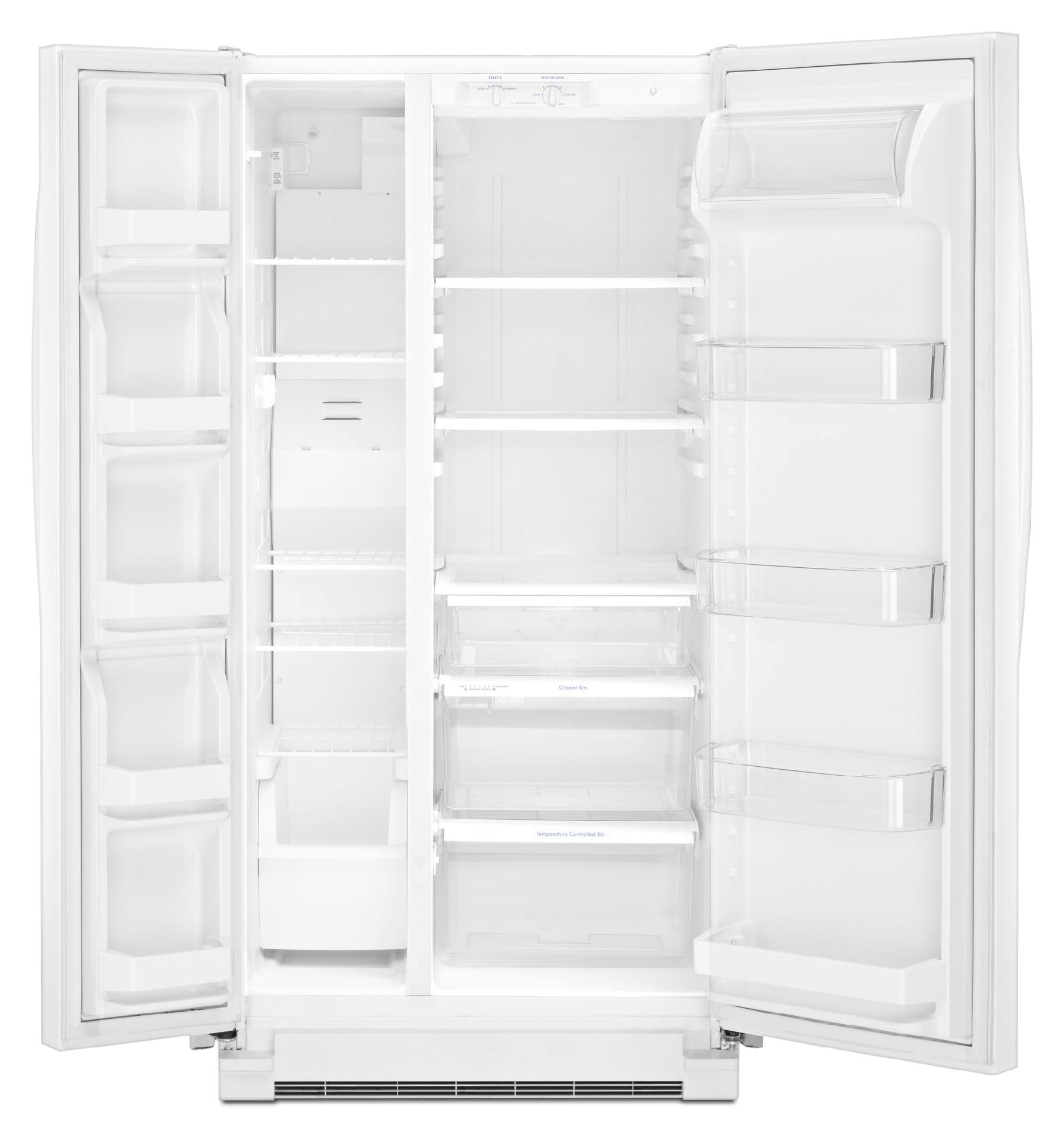 Kenmore 21.7 cu. ft. Side-by-Side Refrigerator - White