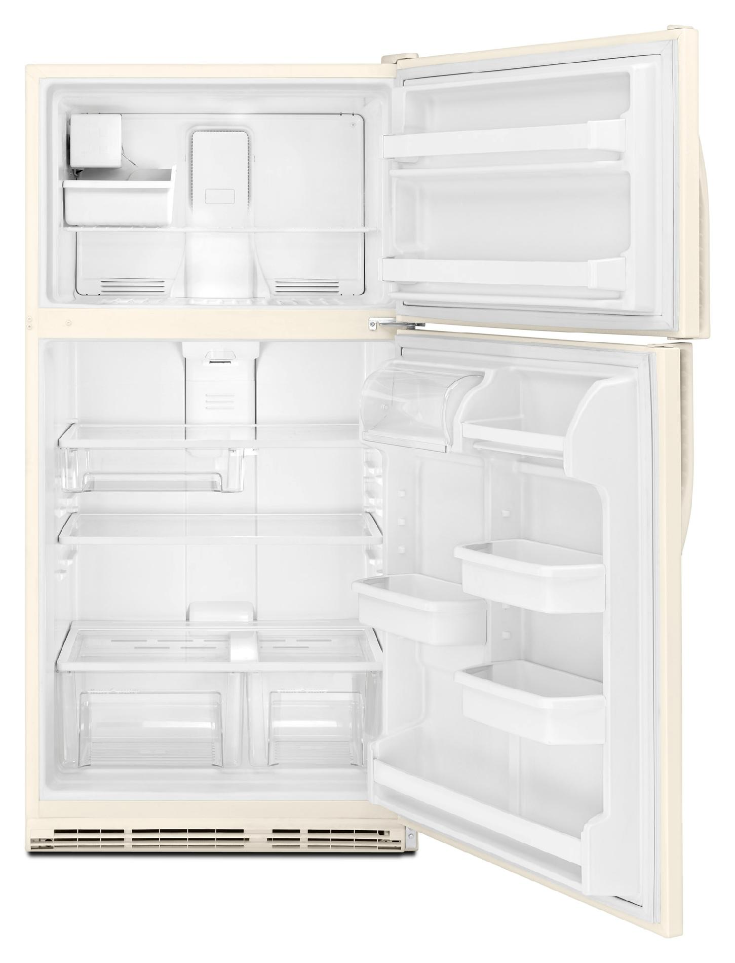 Kenmore 21.0 cu. ft. Top-Freezer Refrigerator w/ Ice Maker - Bisque