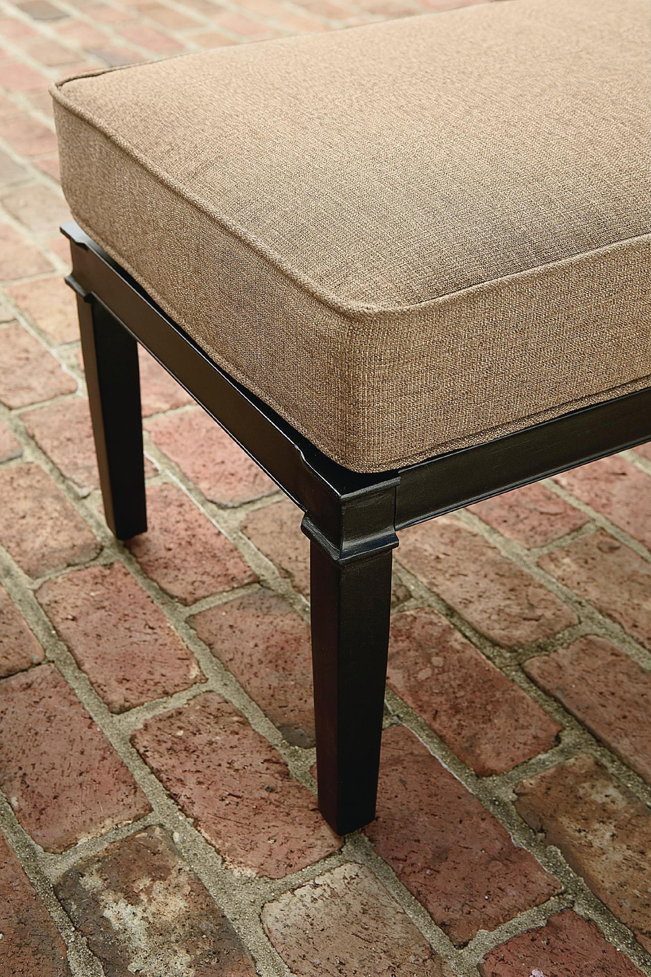 La-Z-Boy Outdoor Charlotte 2 Pack Ottomans