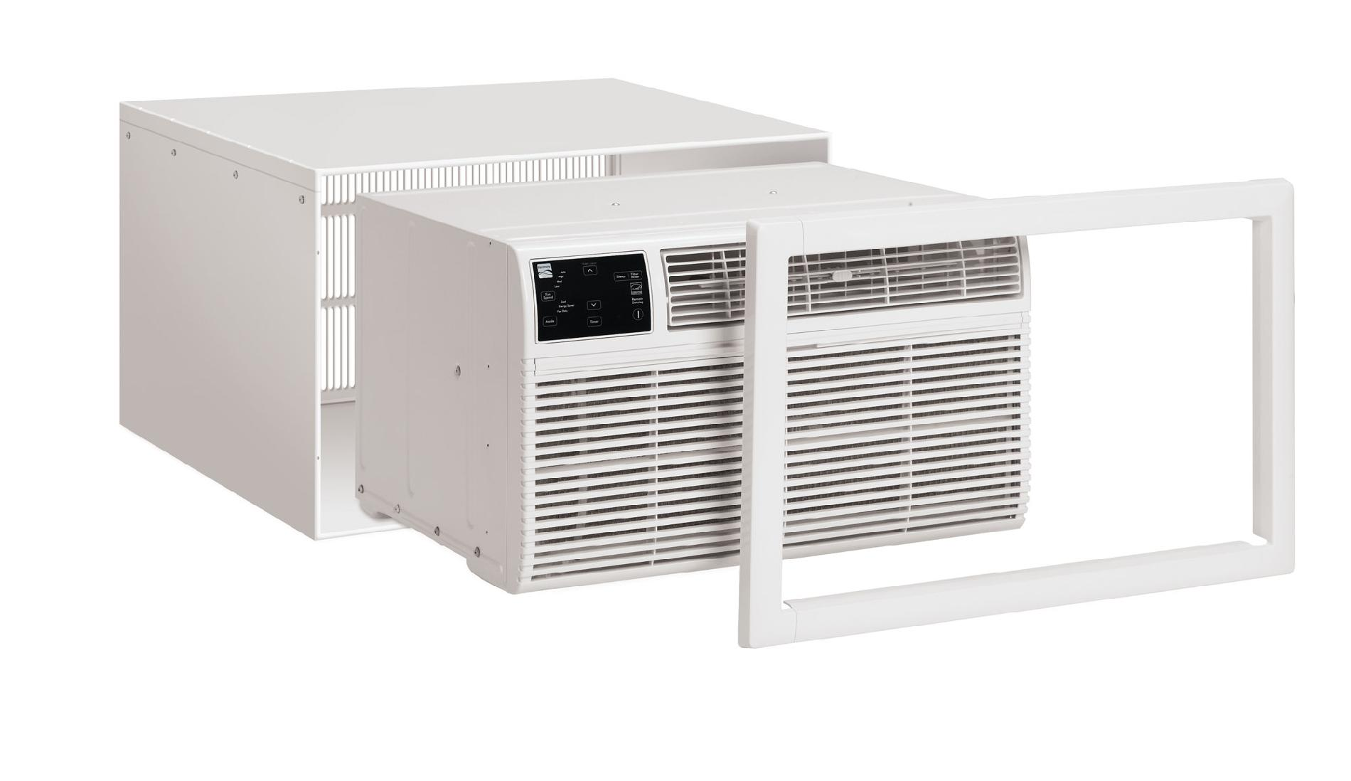 Kenmore 8,000 BTU Through-the-Wall Room Air Conditioner