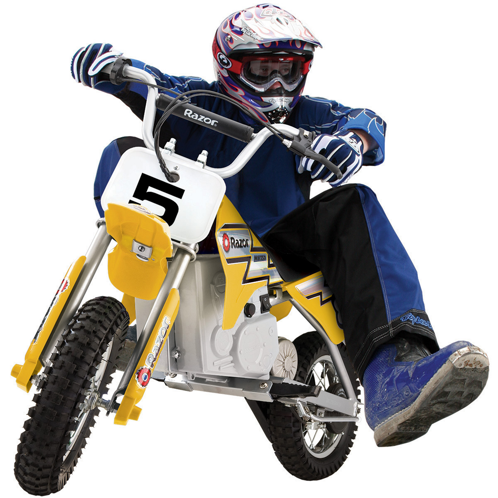 Razor™ MX350 Dirt Rocket™ - Yellow