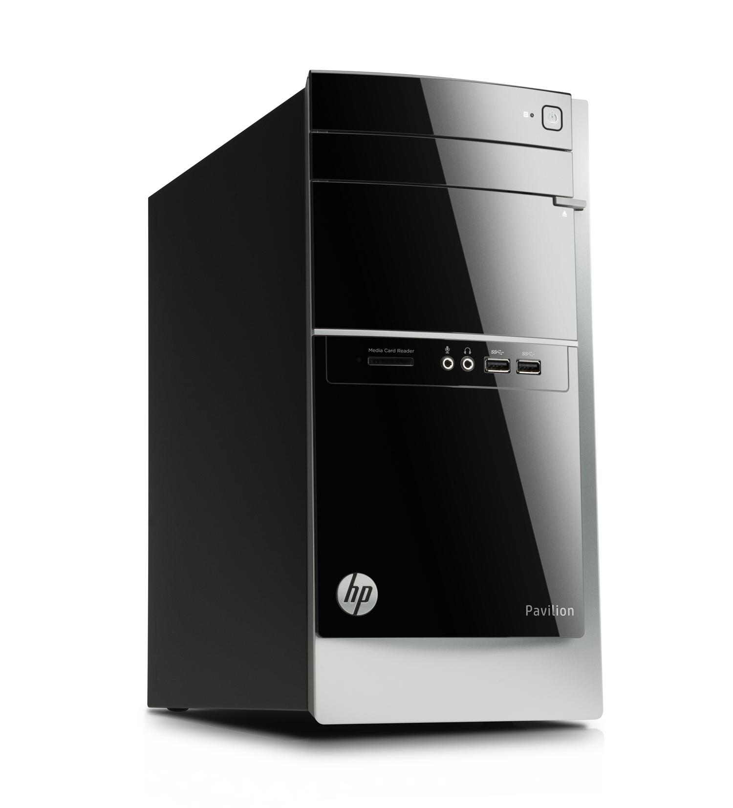 HP **Refurbished** HP 500-a60 Desktop - AMD A6 2.0GHz 8GB 1TB Win 8