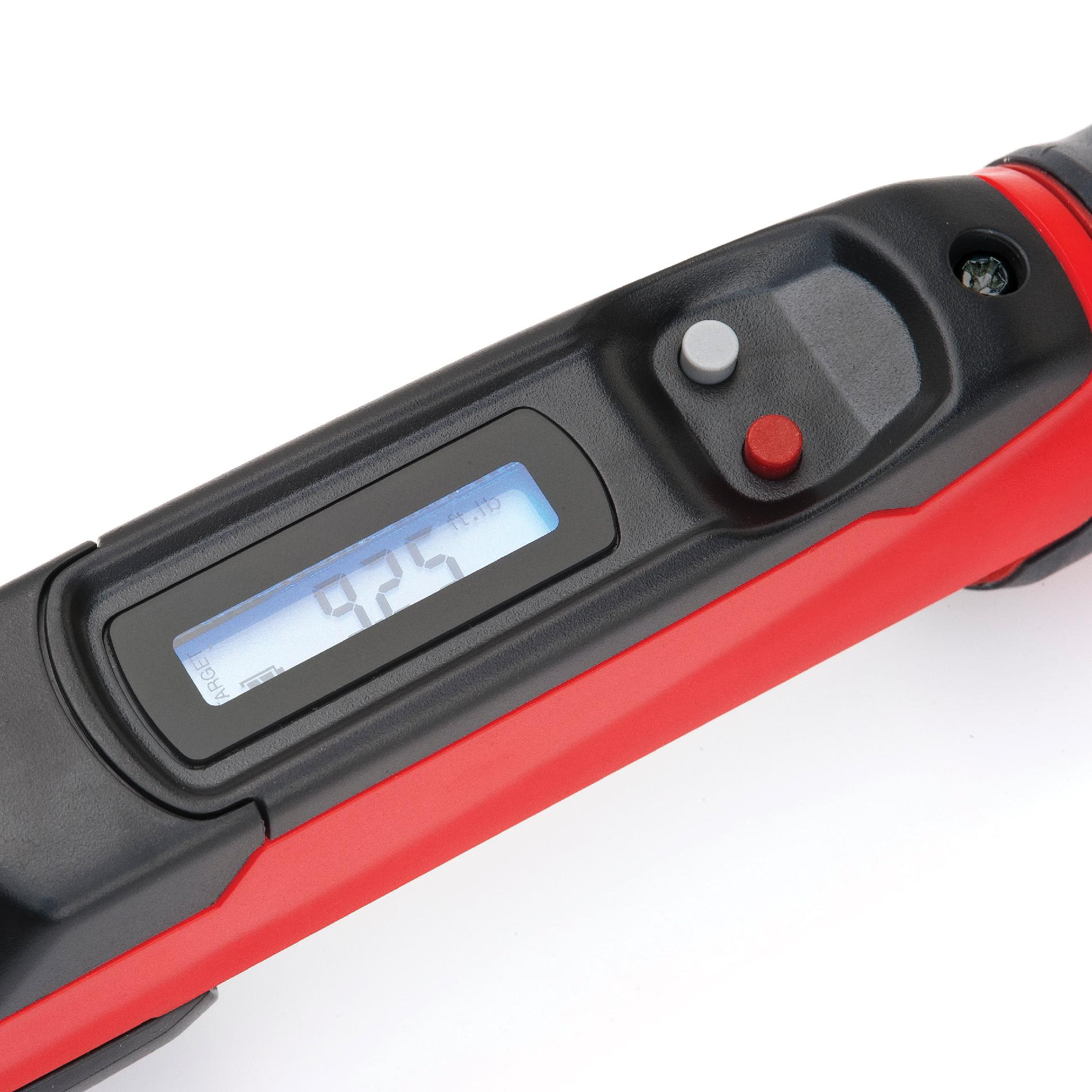 Craftsman 3/8-in. Dr. Digi-Click Torque Wrench, 5-80 ft. lbs.