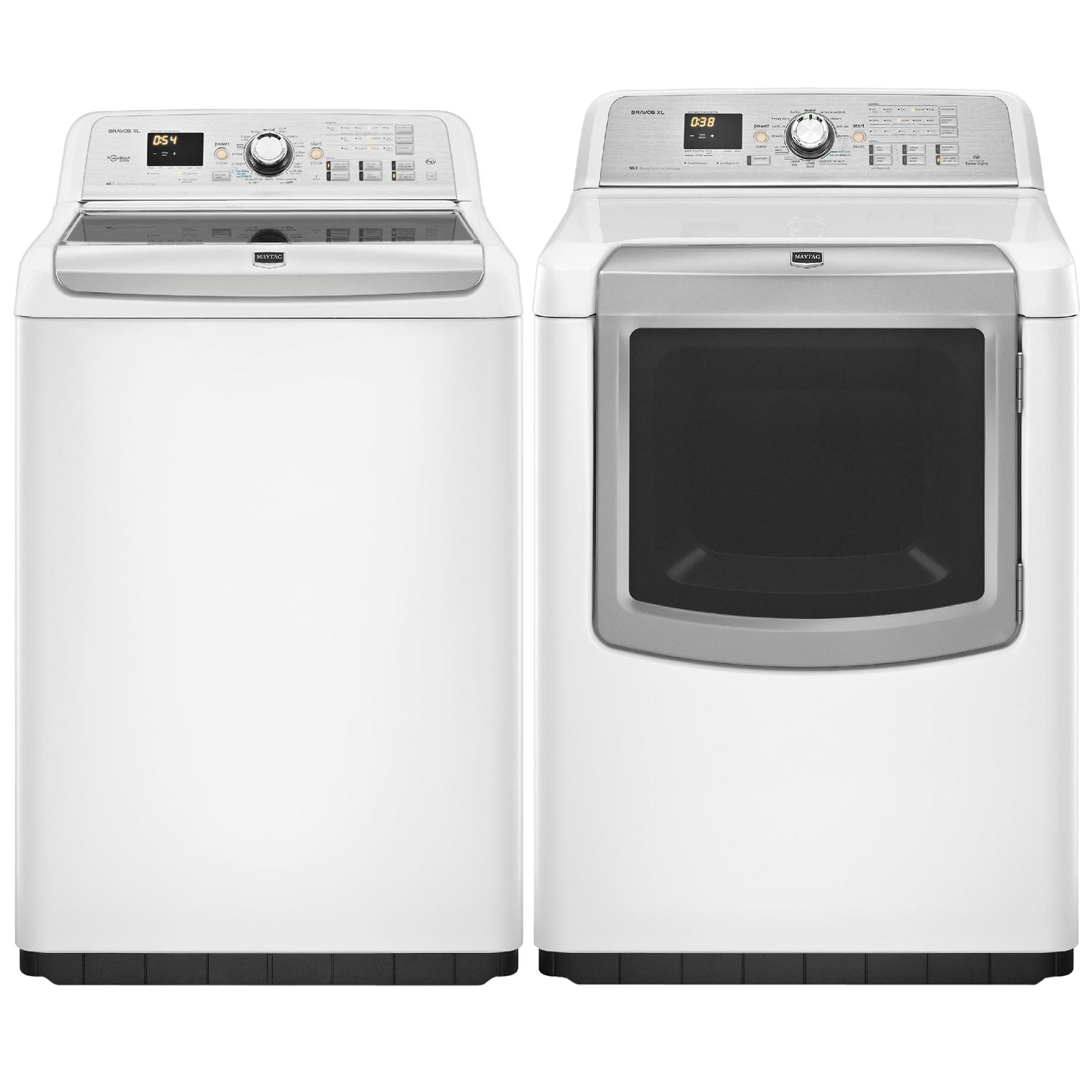 how to open a maytag bravos dryer