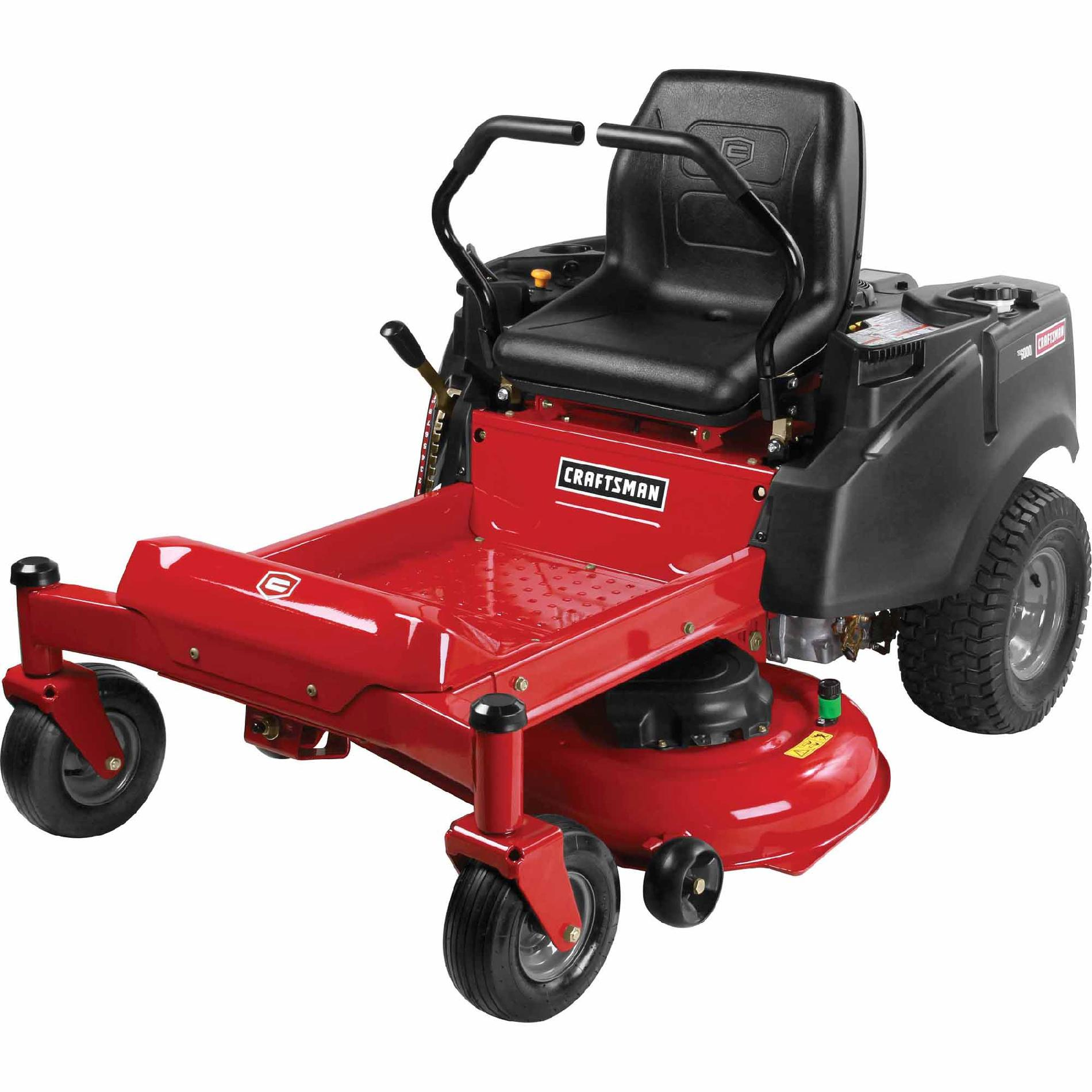 "Craftsman 42"" 22hp V-Twin Briggs and Stratton Zero Turn Riding Mower - CA Only"