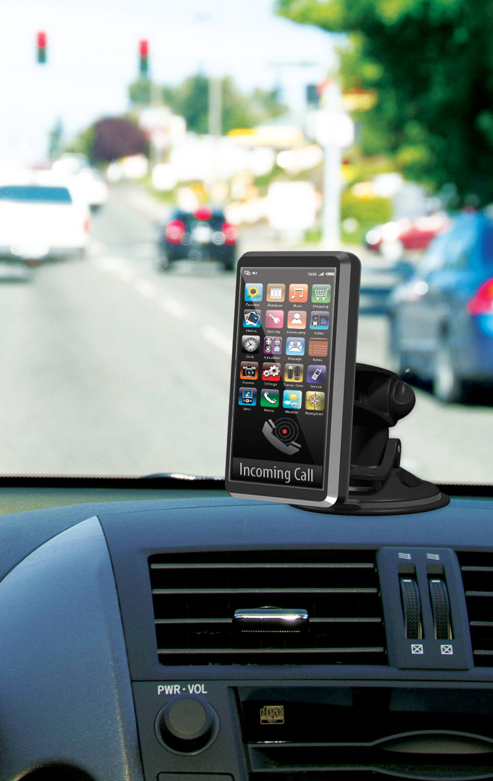 Gripco Universal Car Phone Mount