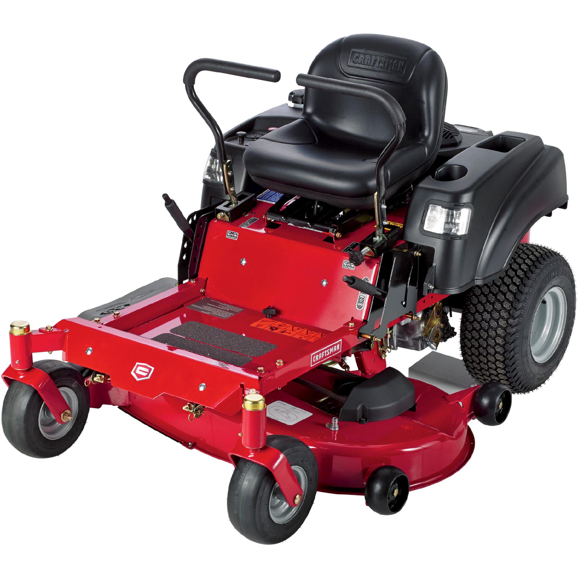 "Craftsman 46"" 22 HP V-Twin Series Zero-Turn Riding Mower Non CA"