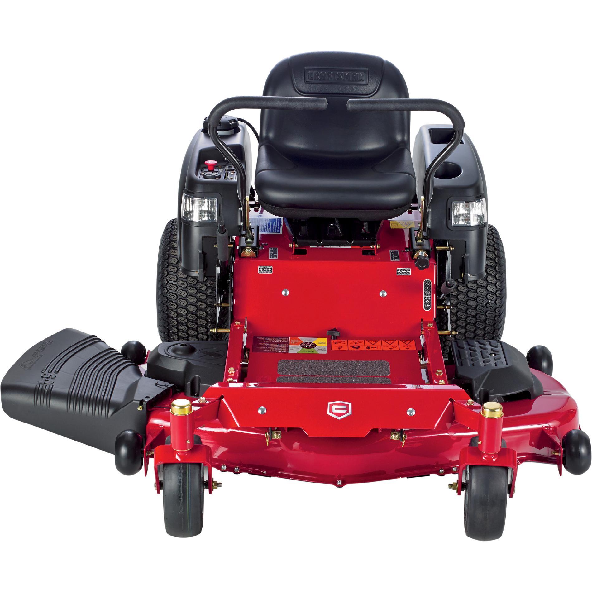 "Craftsman 54"" 24 HP V-Twin Complete Start™ Zero-Turn Riding Mower Non CA"