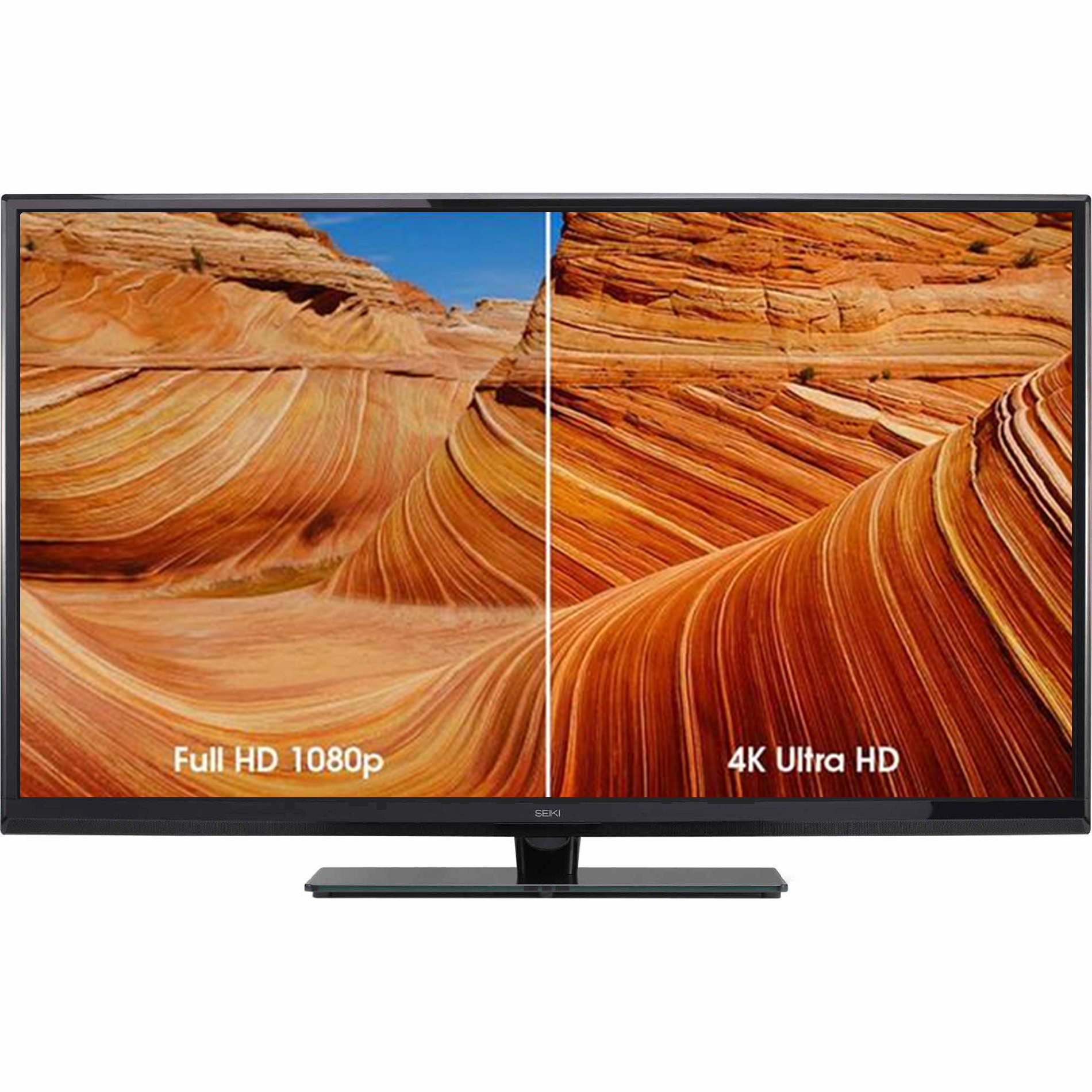 """Seiki 55"""" Class 4K 120Hz LED Ultra HDTV – SE55UY04"""