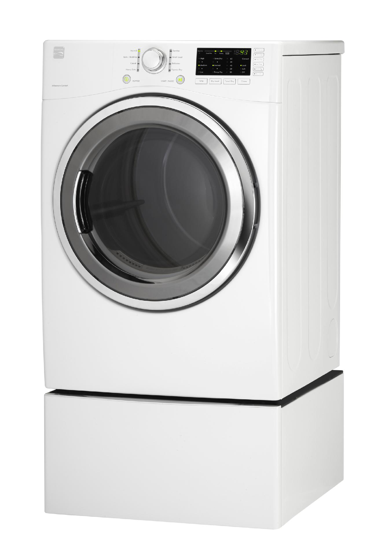 Kenmore 7.3 cu. ft. Electric Dryer  - White