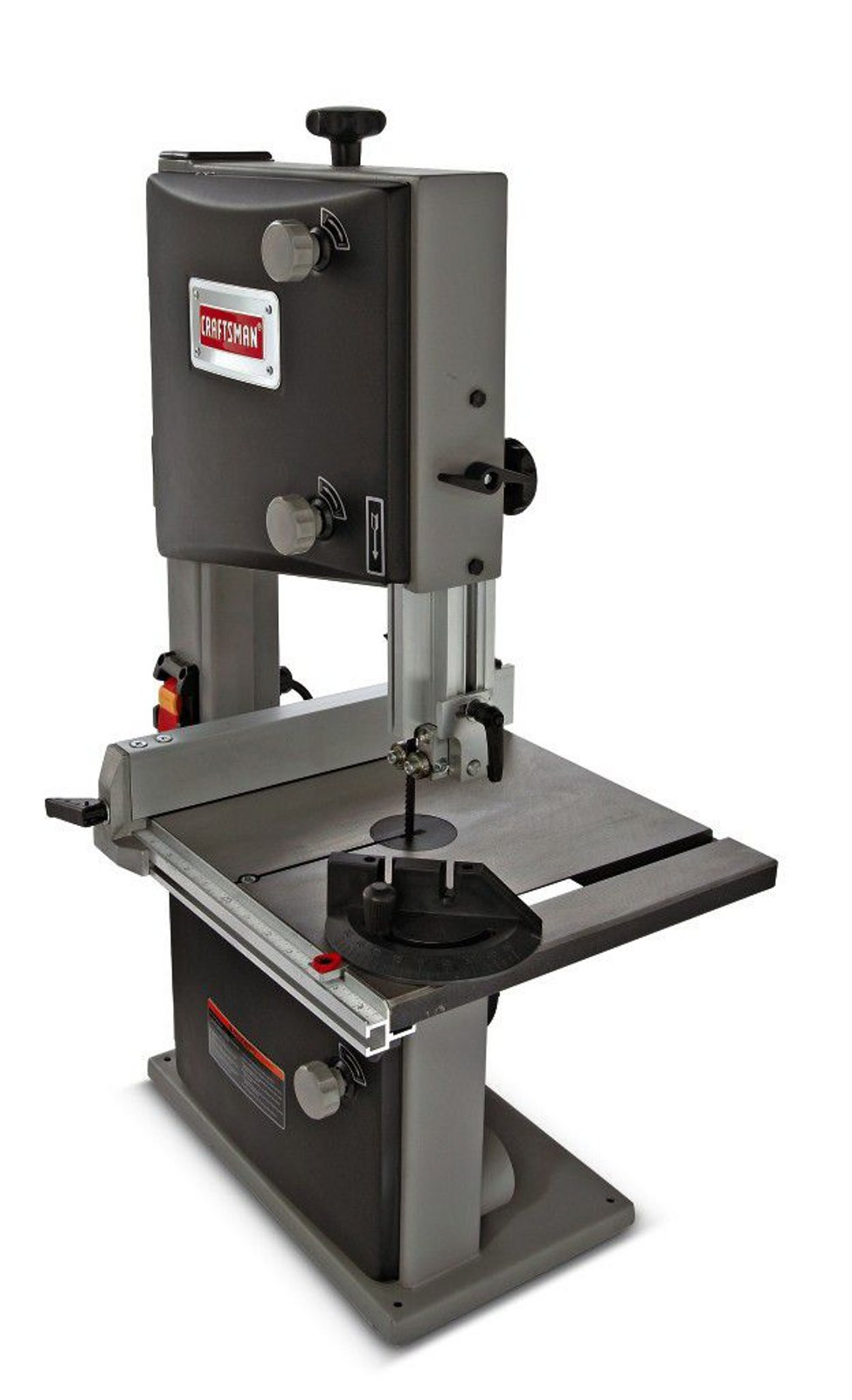 "Craftsman 1/3 hp 3.5 amp 10"" Band Saw (21400)"