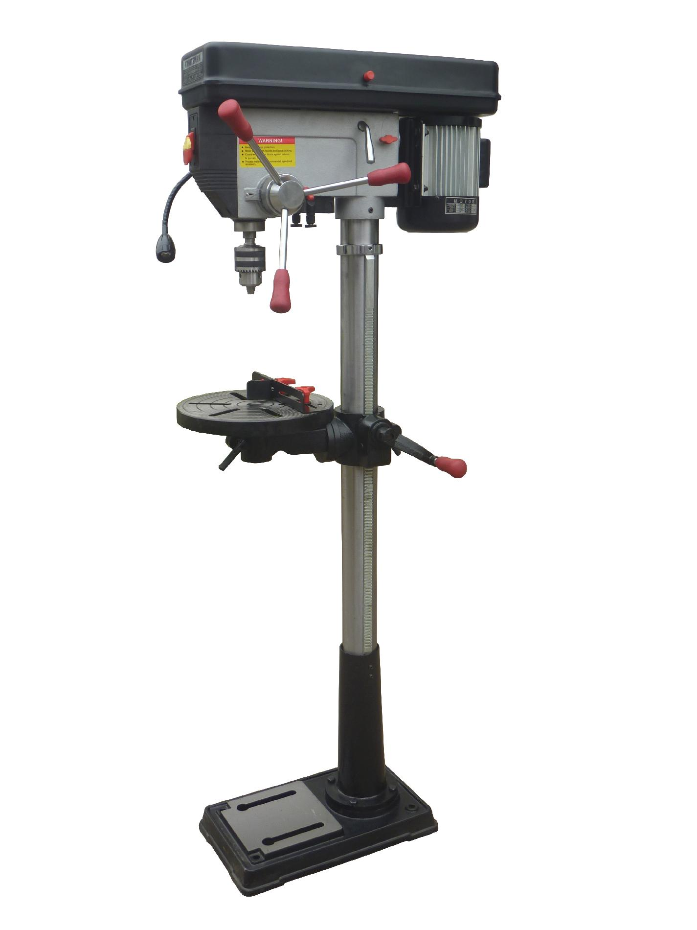 "Craftsman 15"" Drill Press with Laser and LED Light"