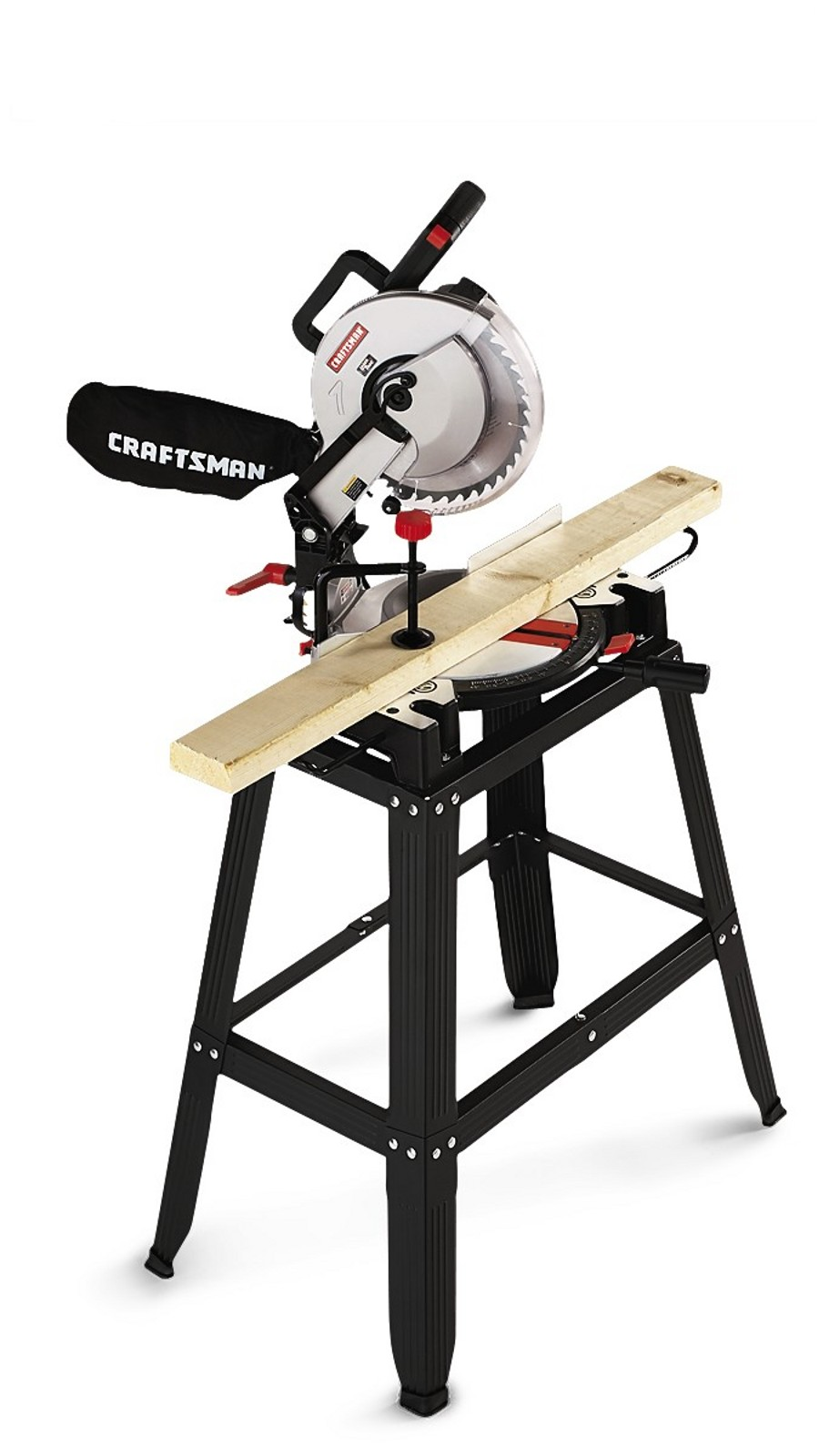 "Craftsman 10"" Compound Miter Saw with Stand"