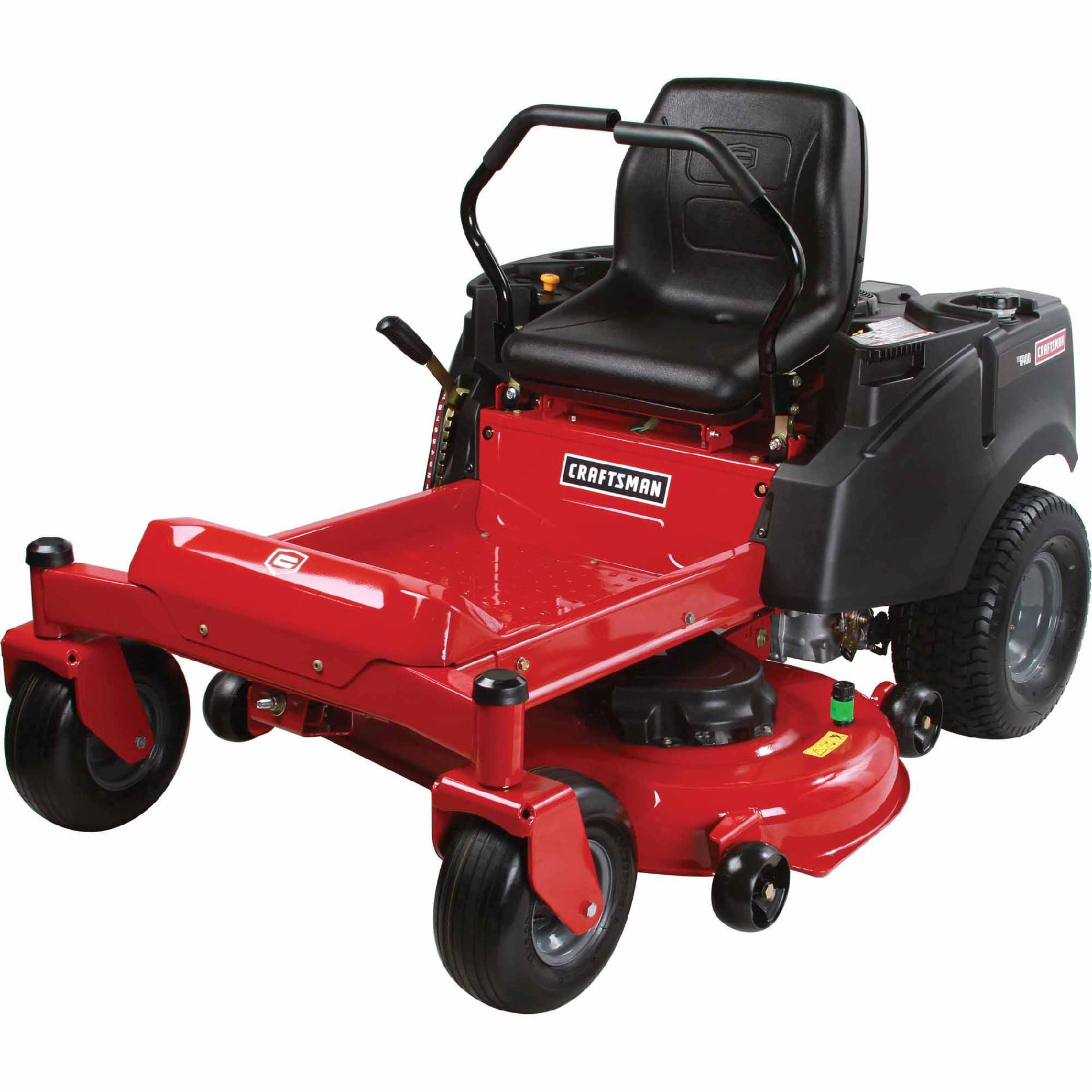 "Craftsman 46"" 22hp Kohler V-Twin Zero Turn Mower - Non CA"