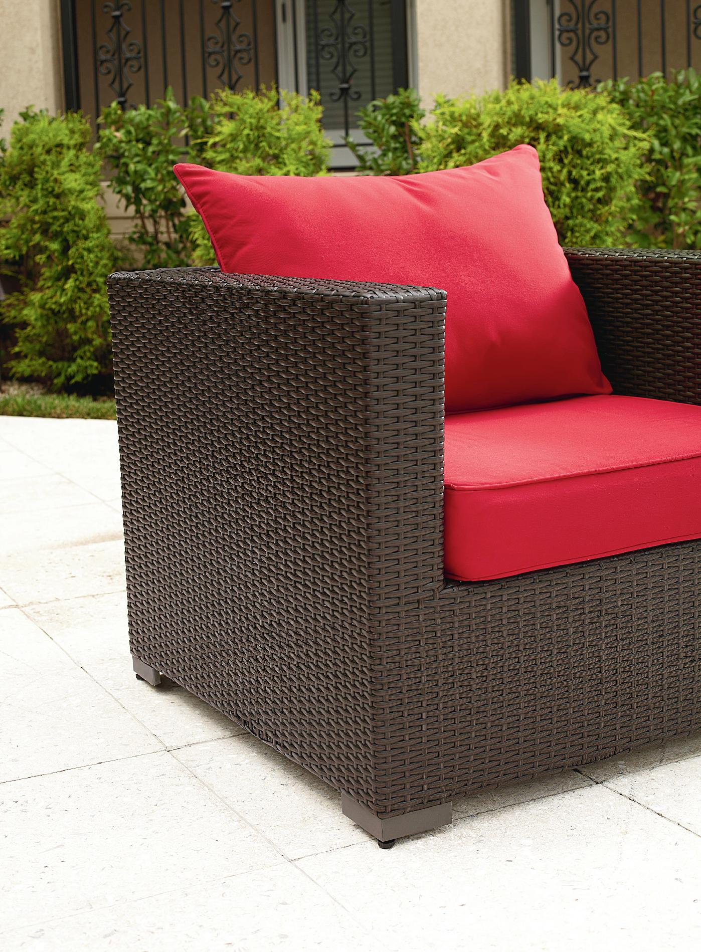 Grand Resort Osborn 7 Piece Sofa Seating Set Featuring Sunbrella&reg Fabric* Limited Availability