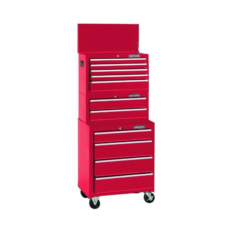 11 Drawer - 3pc Tool Storage Set