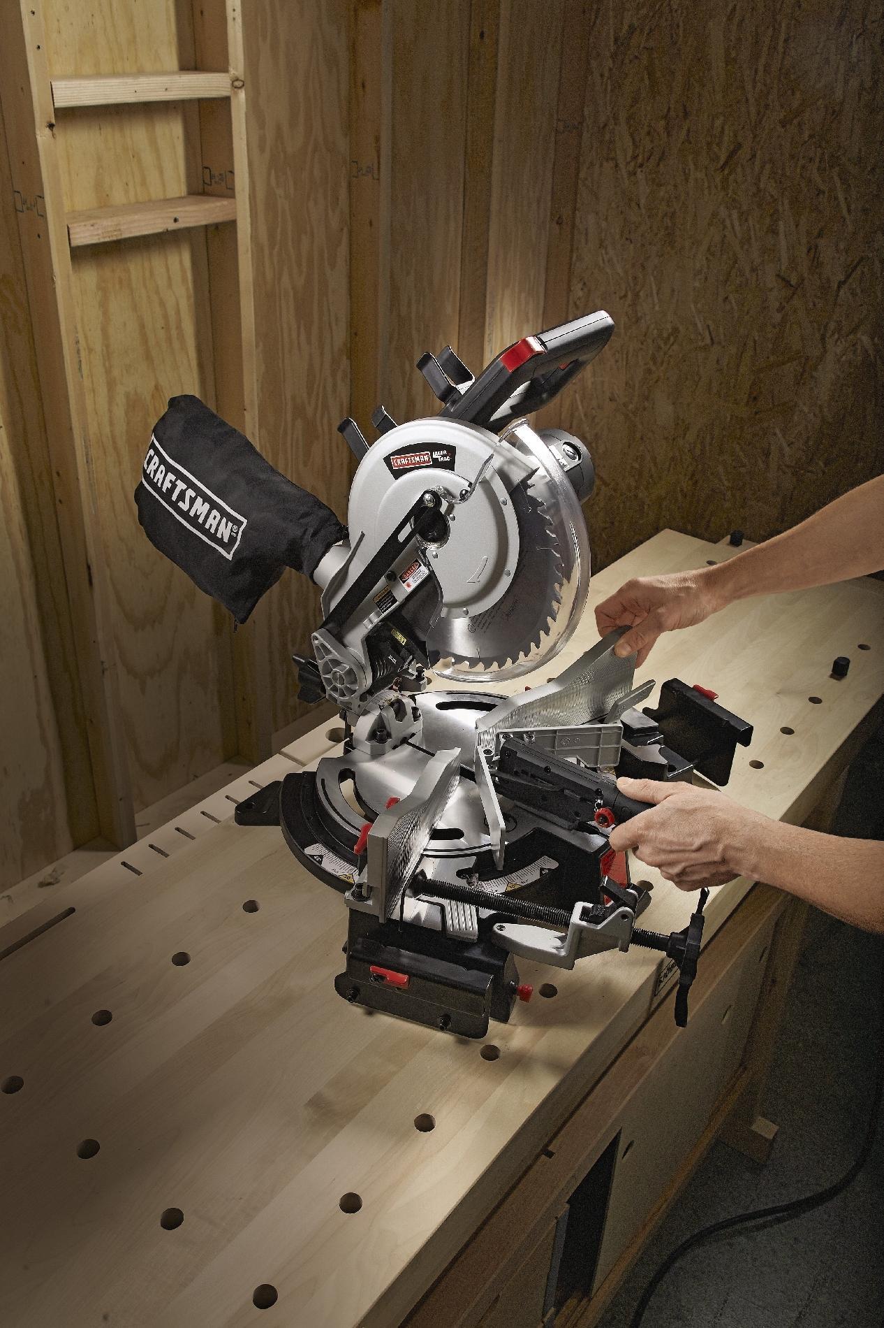 """Craftsman 10"""" MiterMate™ Miter Saw (21226)"""