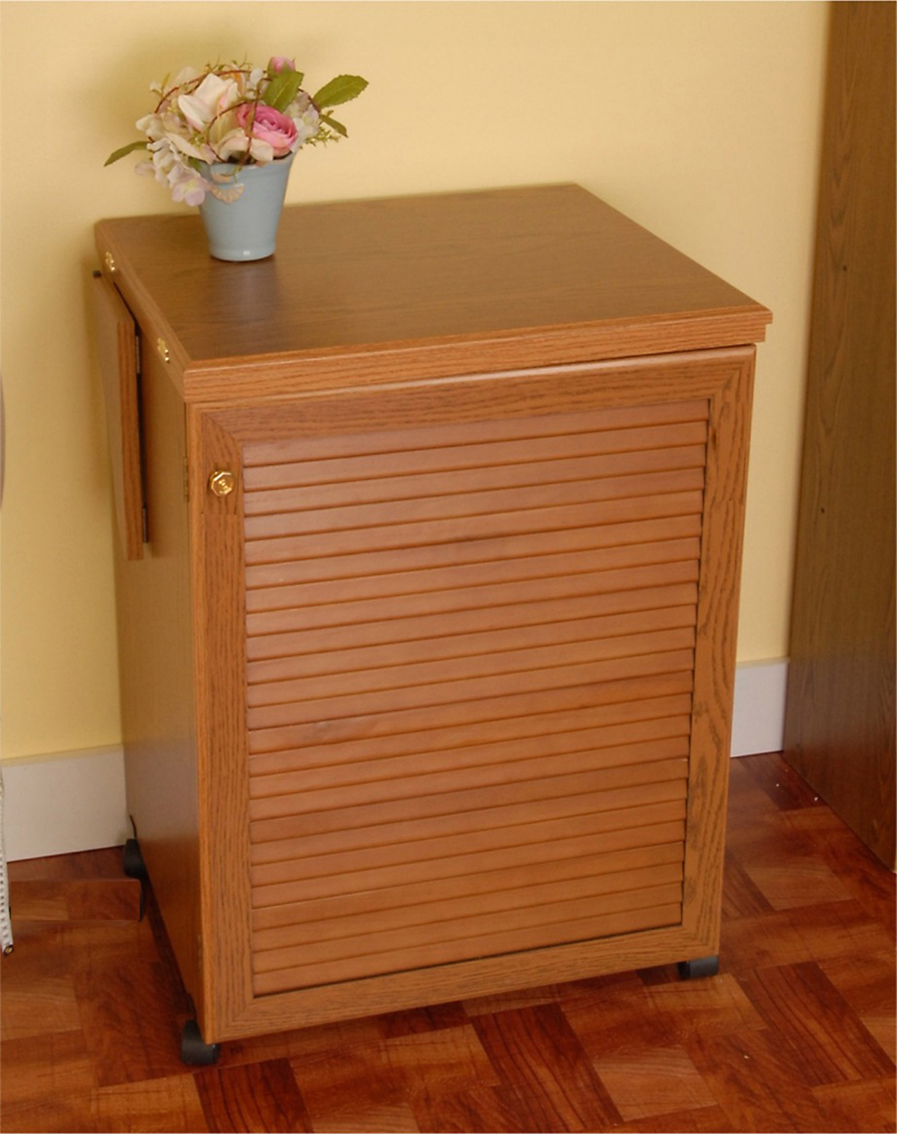Arrow Sewing Cabinet w/ EZ-Lift Air Mechanism - Oak Grain