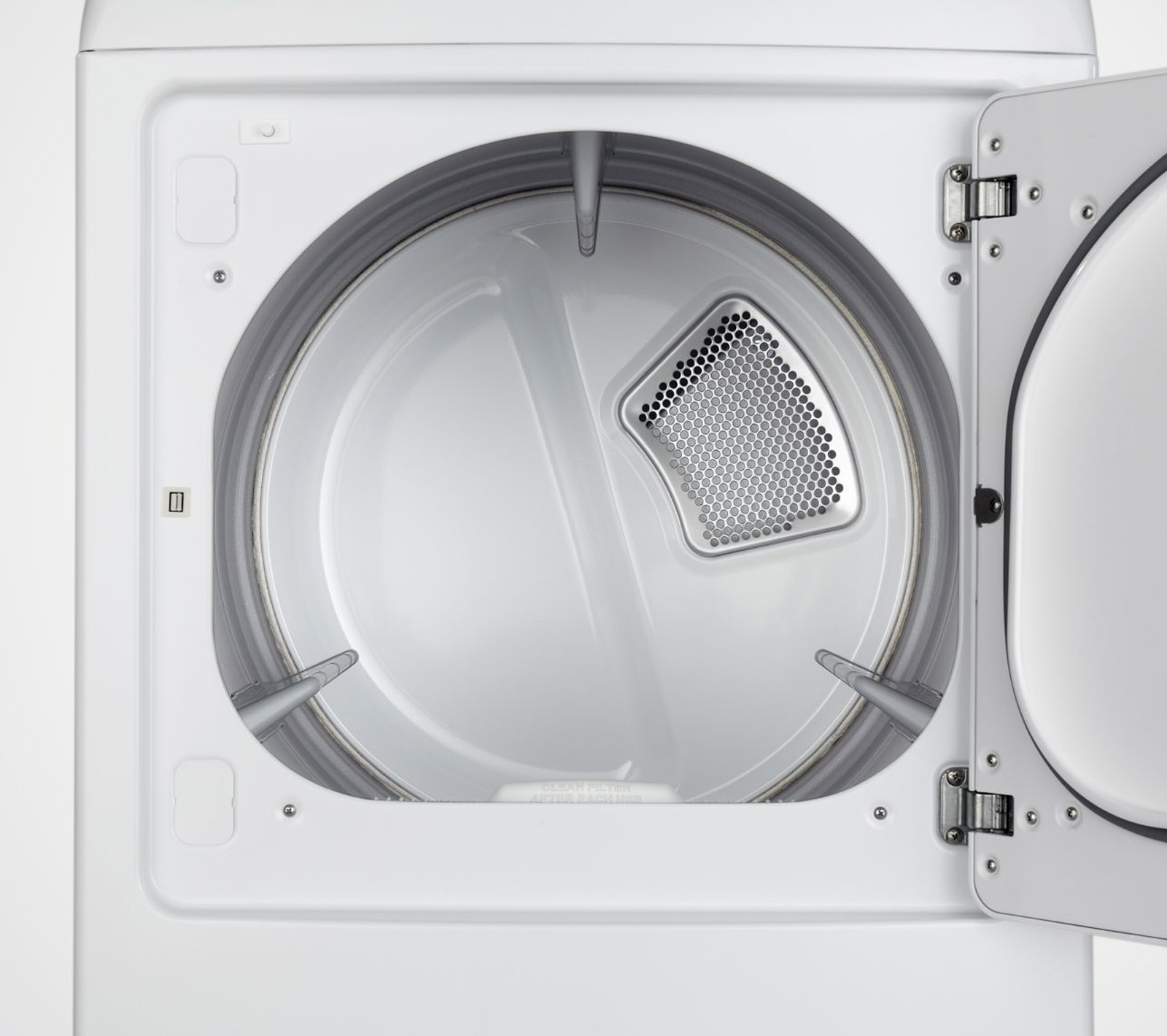 LG DLE1101W 7.3 cu. ft. Electric Dryer - White