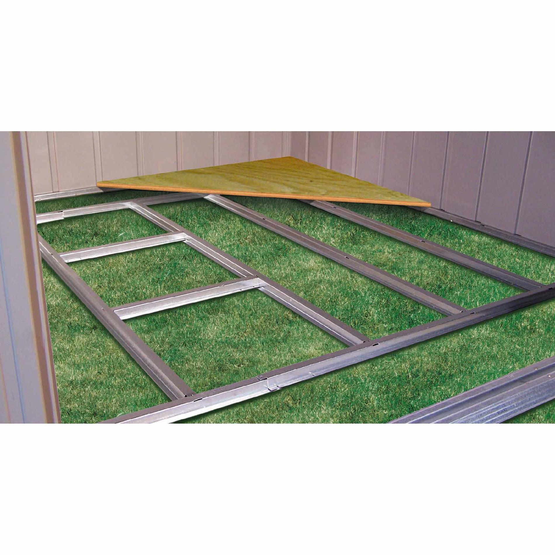 10-ft. x 7-ft. Shed Floor Frame Kit - FBS109