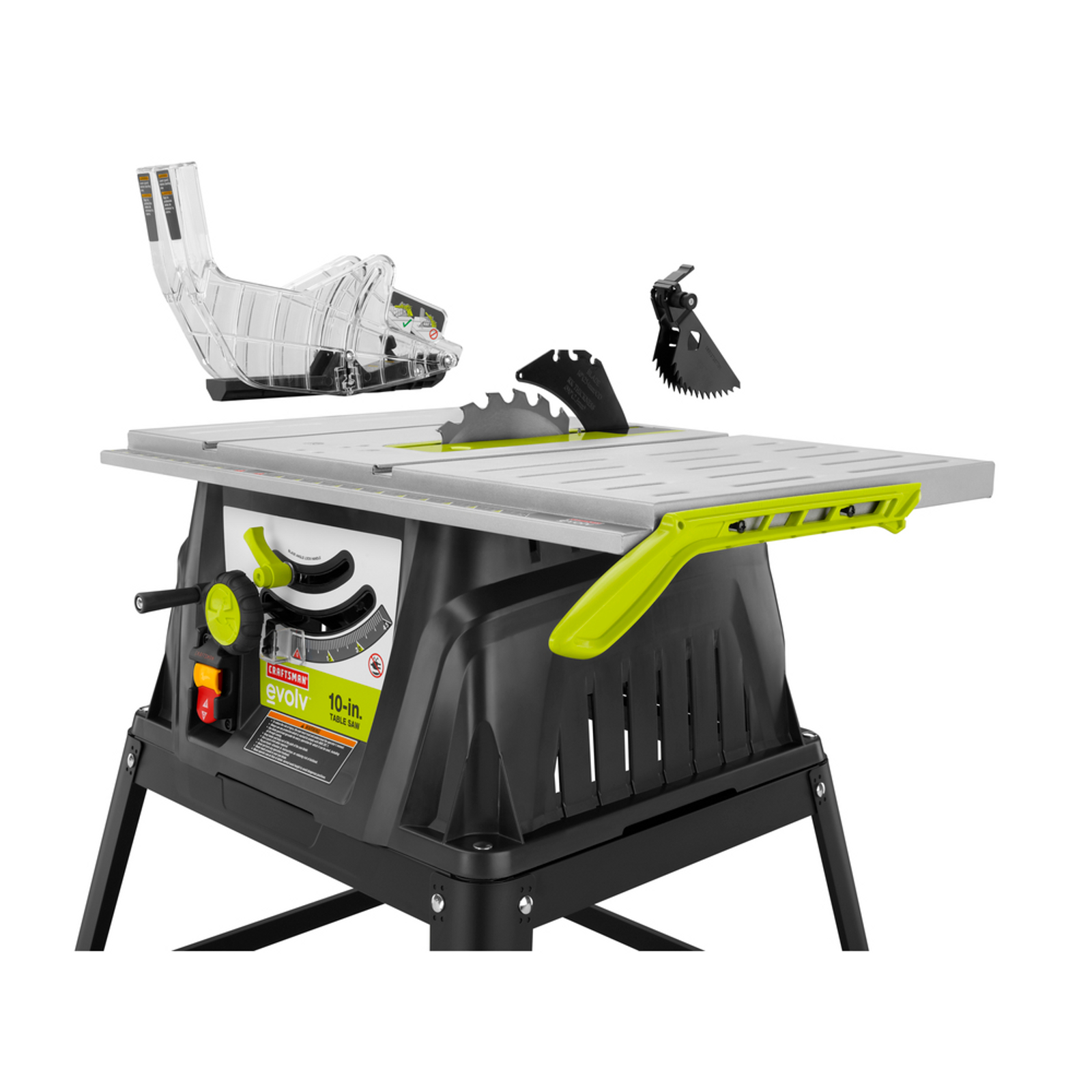 Evolv 15 Amp 10 in. Table Saw 28461