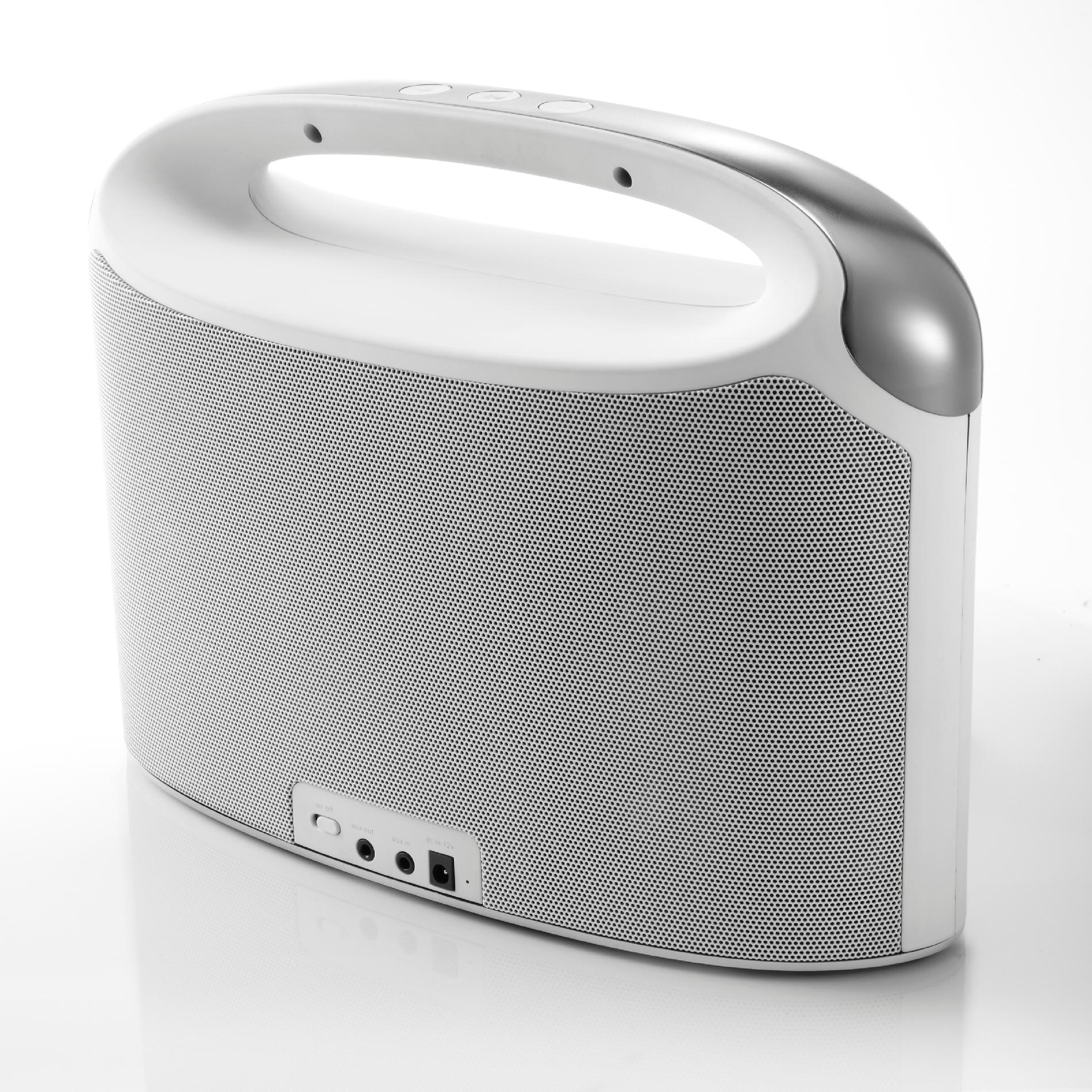 BEM WIRELESS Boom Box - White