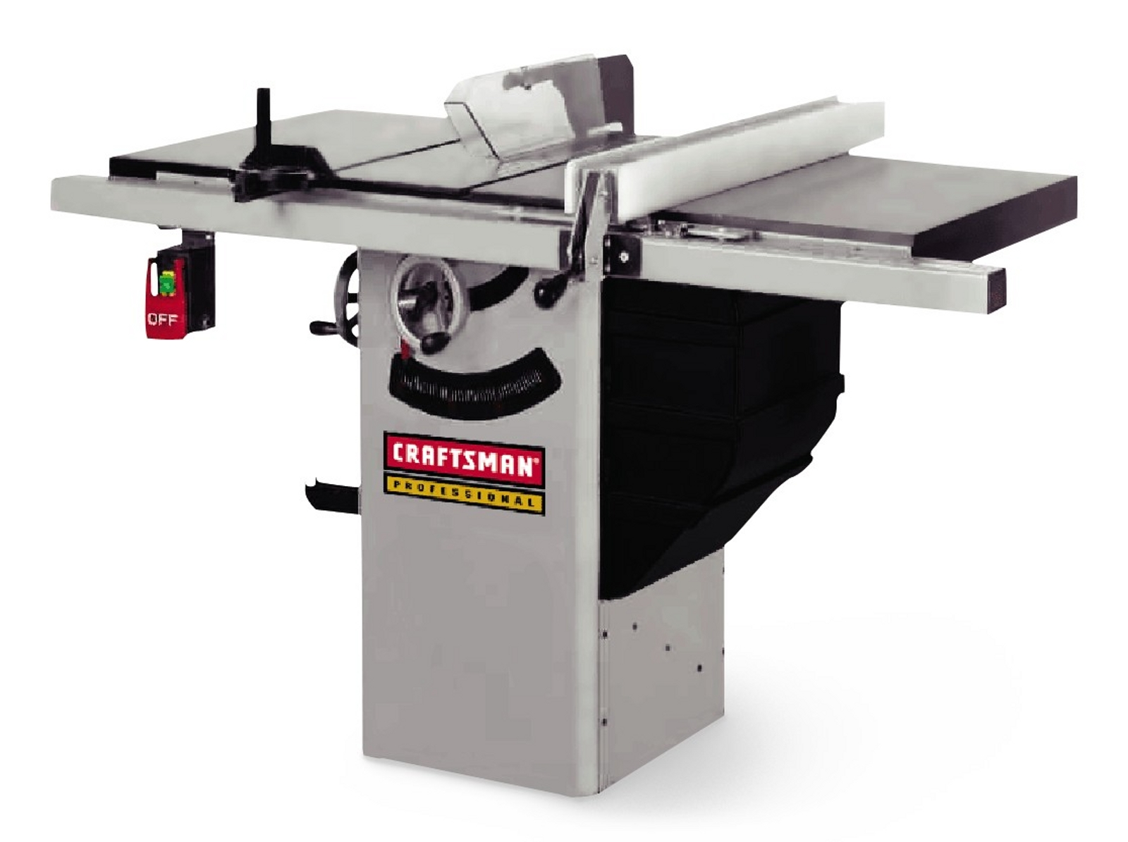 "Craftsman Professional 1-3/4 HP Premium Hybrid 10"" Table Saw (22116)"