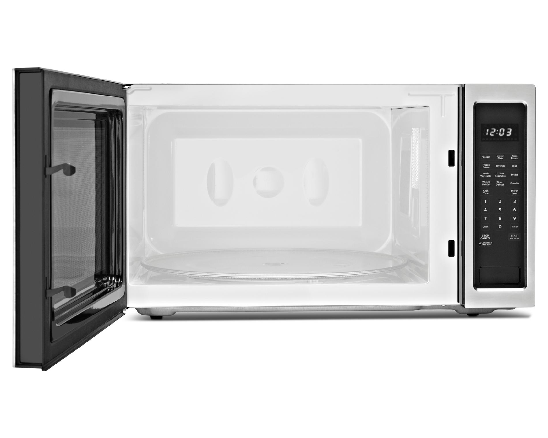 KitchenAid 2.2 cu. ft. Countertop Microwave w/ Sensor Cooking - Stainless Steel