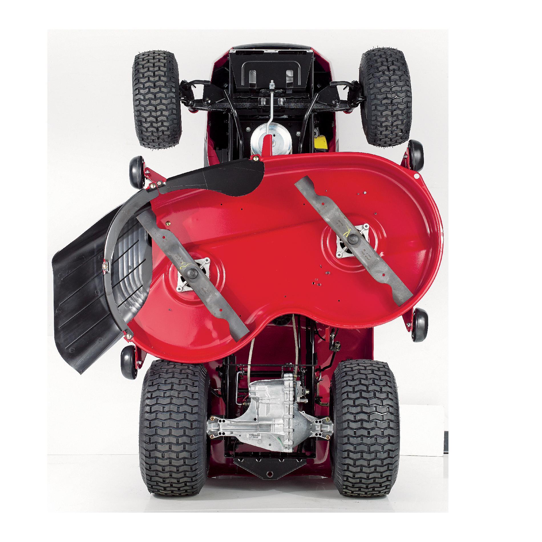 "Craftsman 46"" Auto 19HP Briggs & Stratton Turn Tight® Riding Mower"