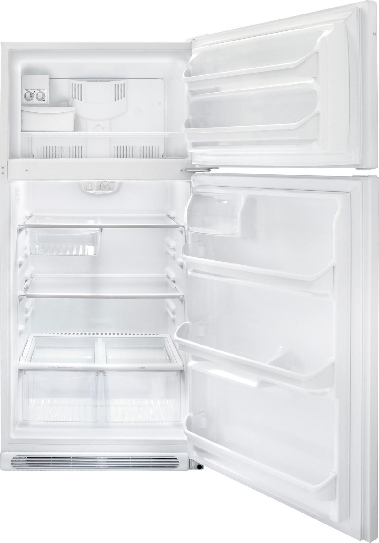 Frigidaire 18.2 cu. ft. Top Freezer Refrigerator w/Ice Maker