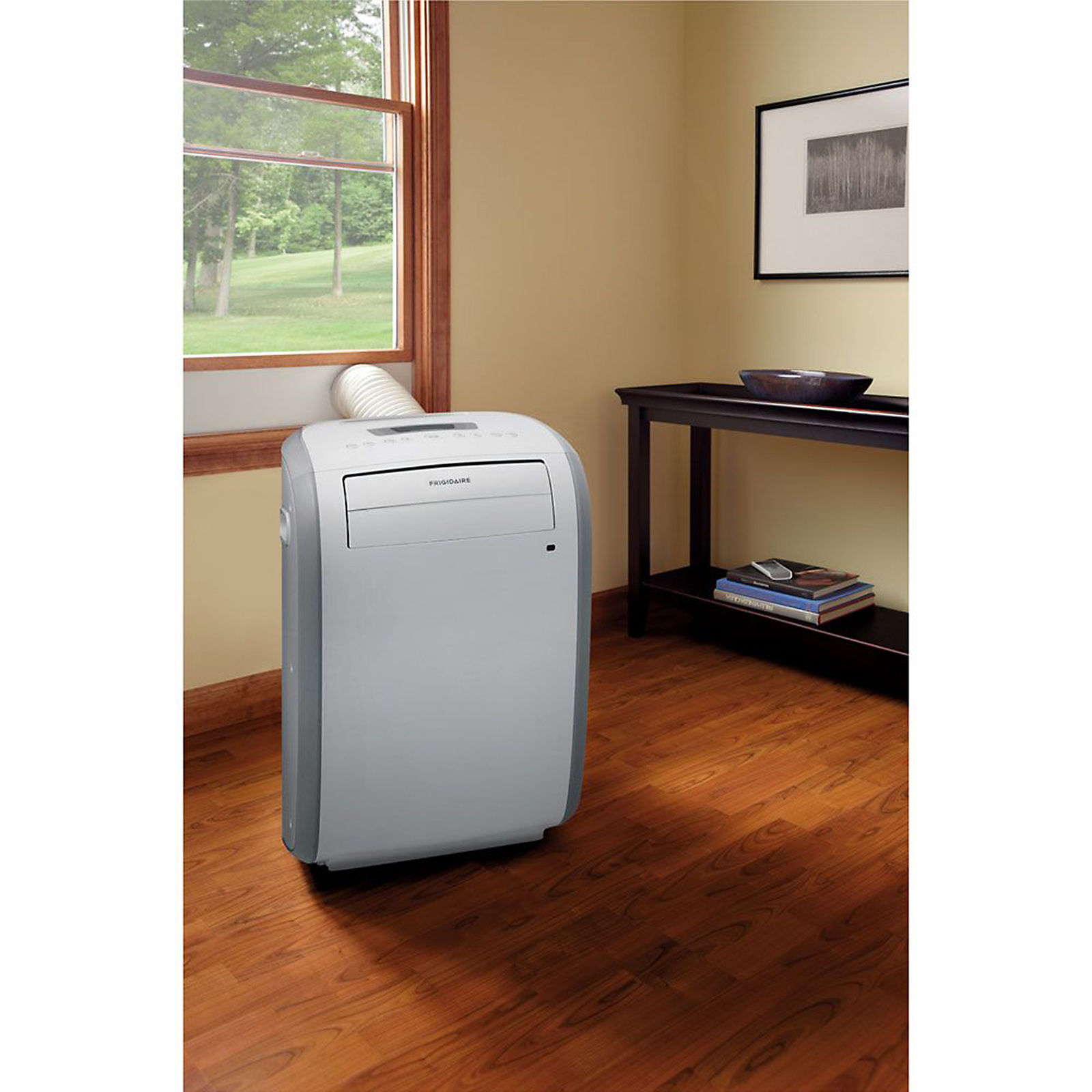 Frigidaire 7,000 BTU 115-Volt Portable Air Conditioner with Full-Function Remote Control