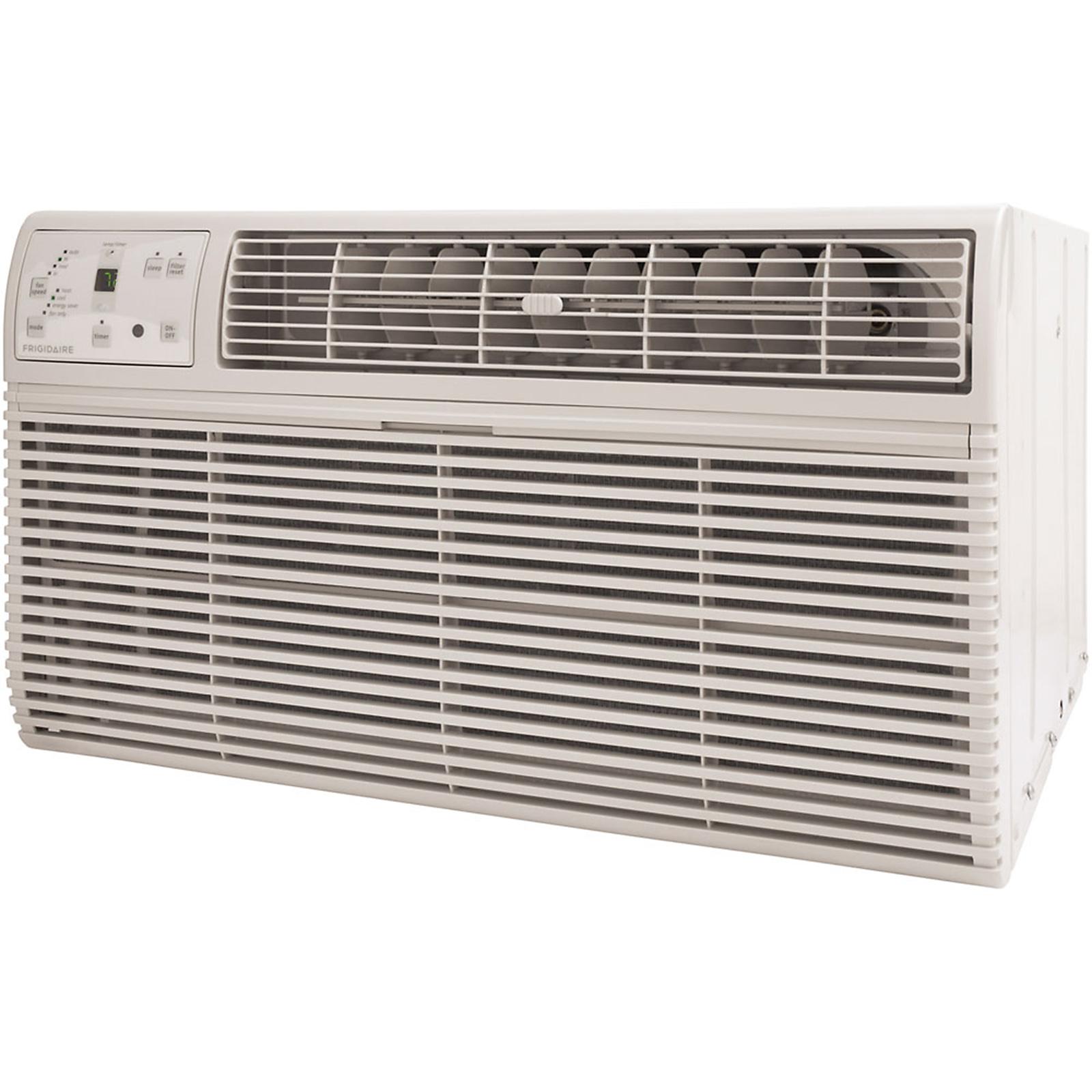 Frigidaire 10,000 BTU 230-Volt Through-the-Wall Air Conditioner with 10,600 BTU Supplemental Heat