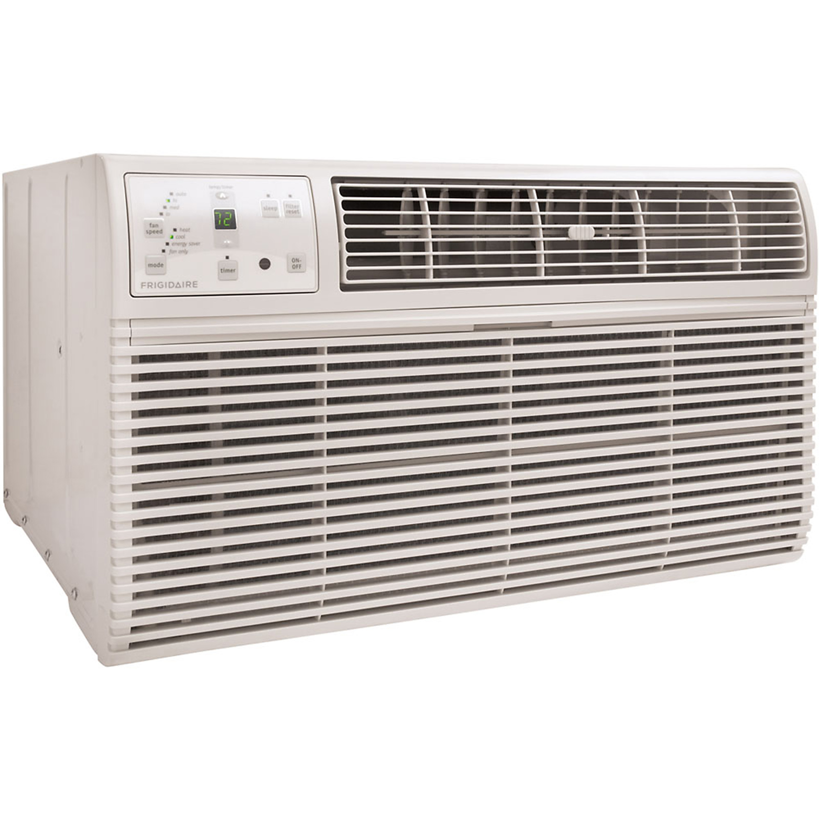 Frigidaire 10,000 BTU 230-Volt Through-the-Wall Air Conditioner with 10,600 BTU Supplemental Heat