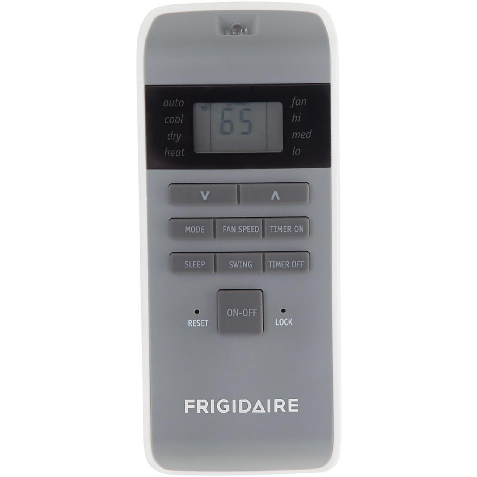 Frigidaire FRA09EPT1 9,000 BTU Cool / 4,100 BTU Heat Portable Air Conditioner with Heat