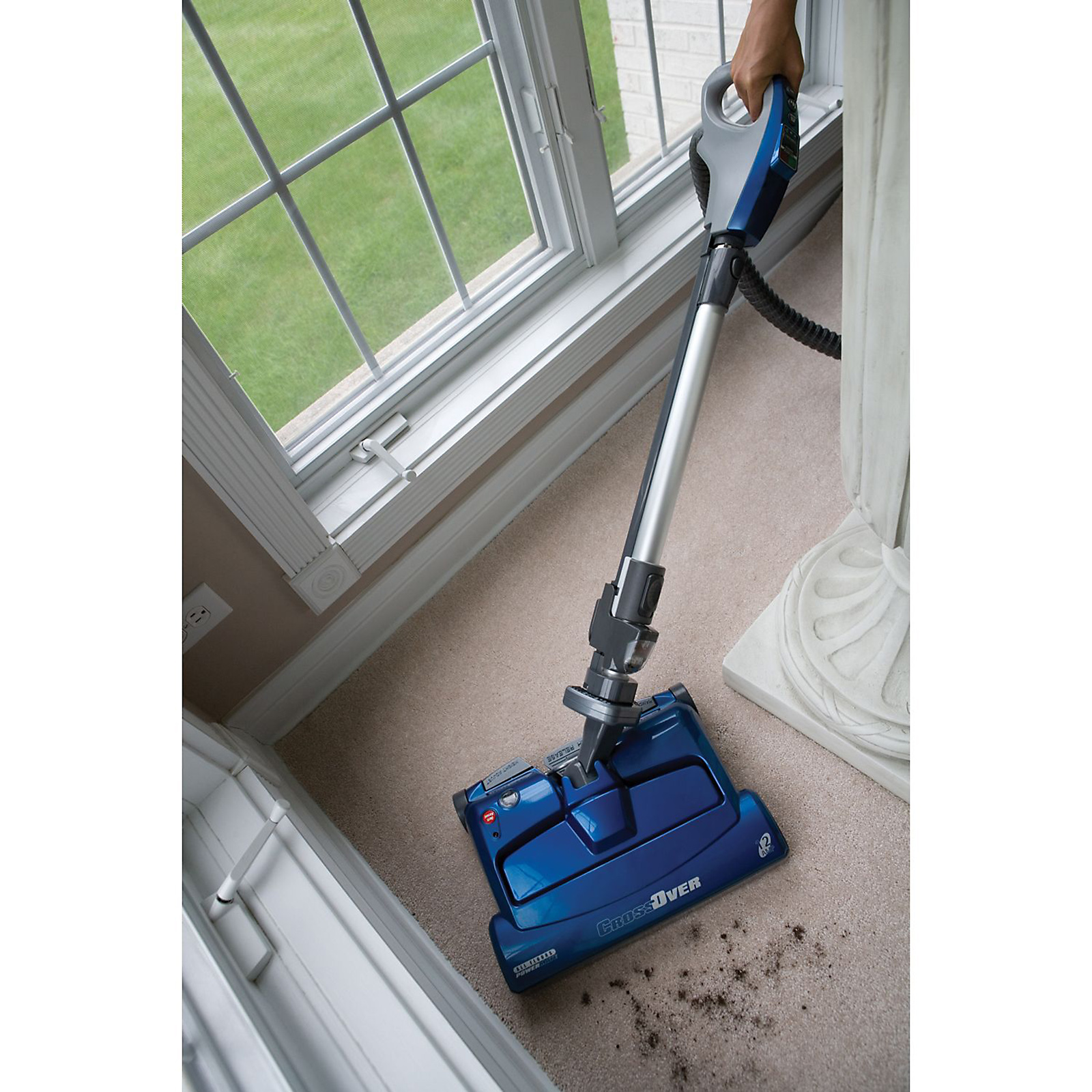 Kenmore Intuition Canister Vacuum Cleaner - Blue
