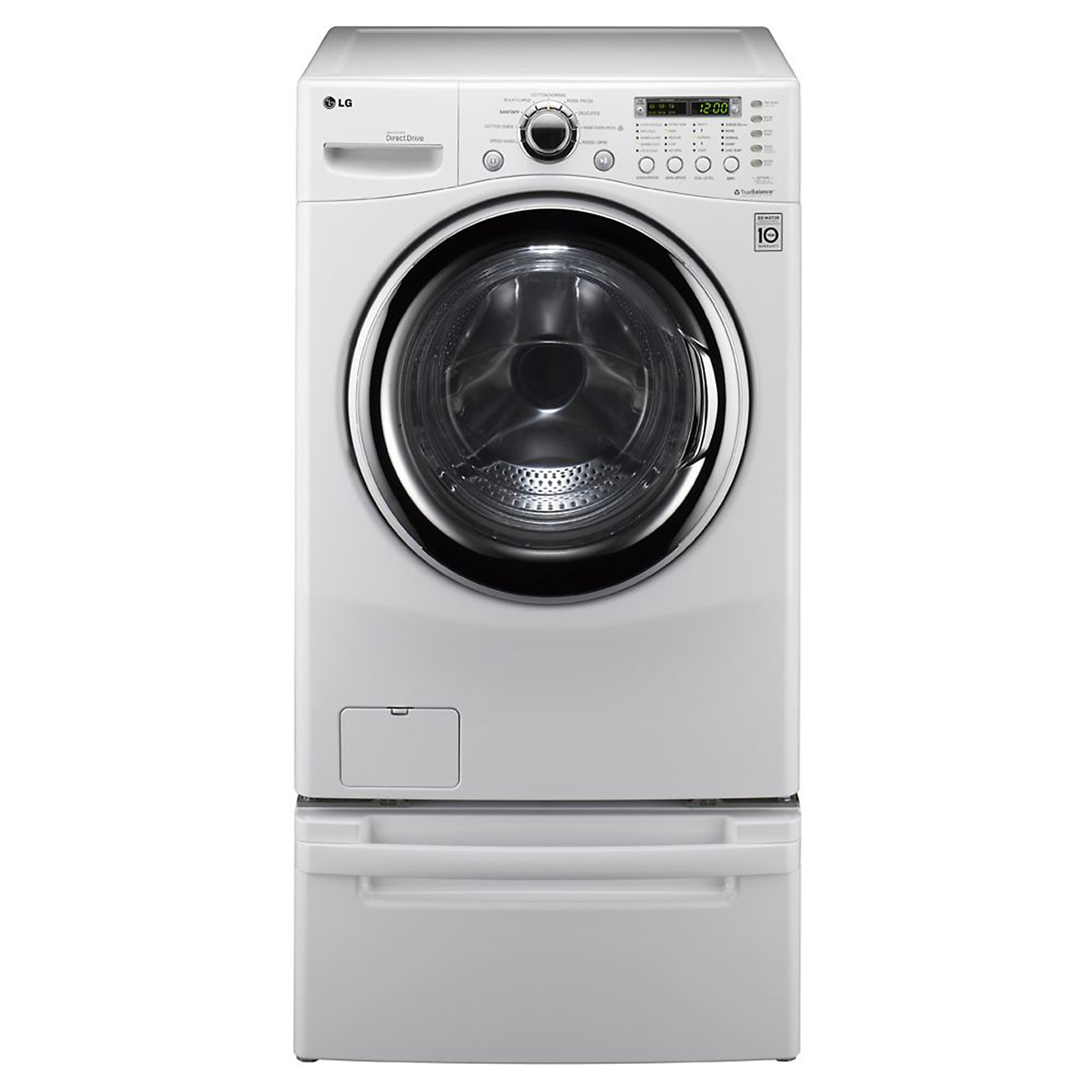 LG Combination Washer/Dryer, White