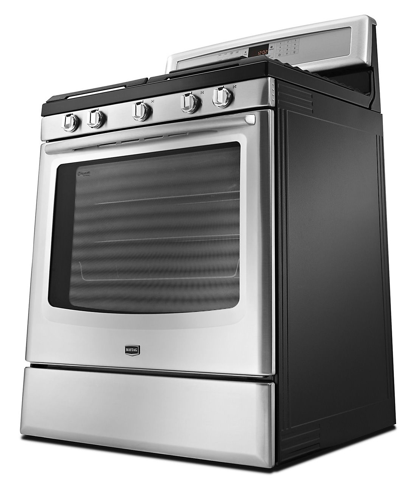 Maytag 5.8 cu. ft. Gas Range w/ Speed Heat™ Burner - Stainless Steel
