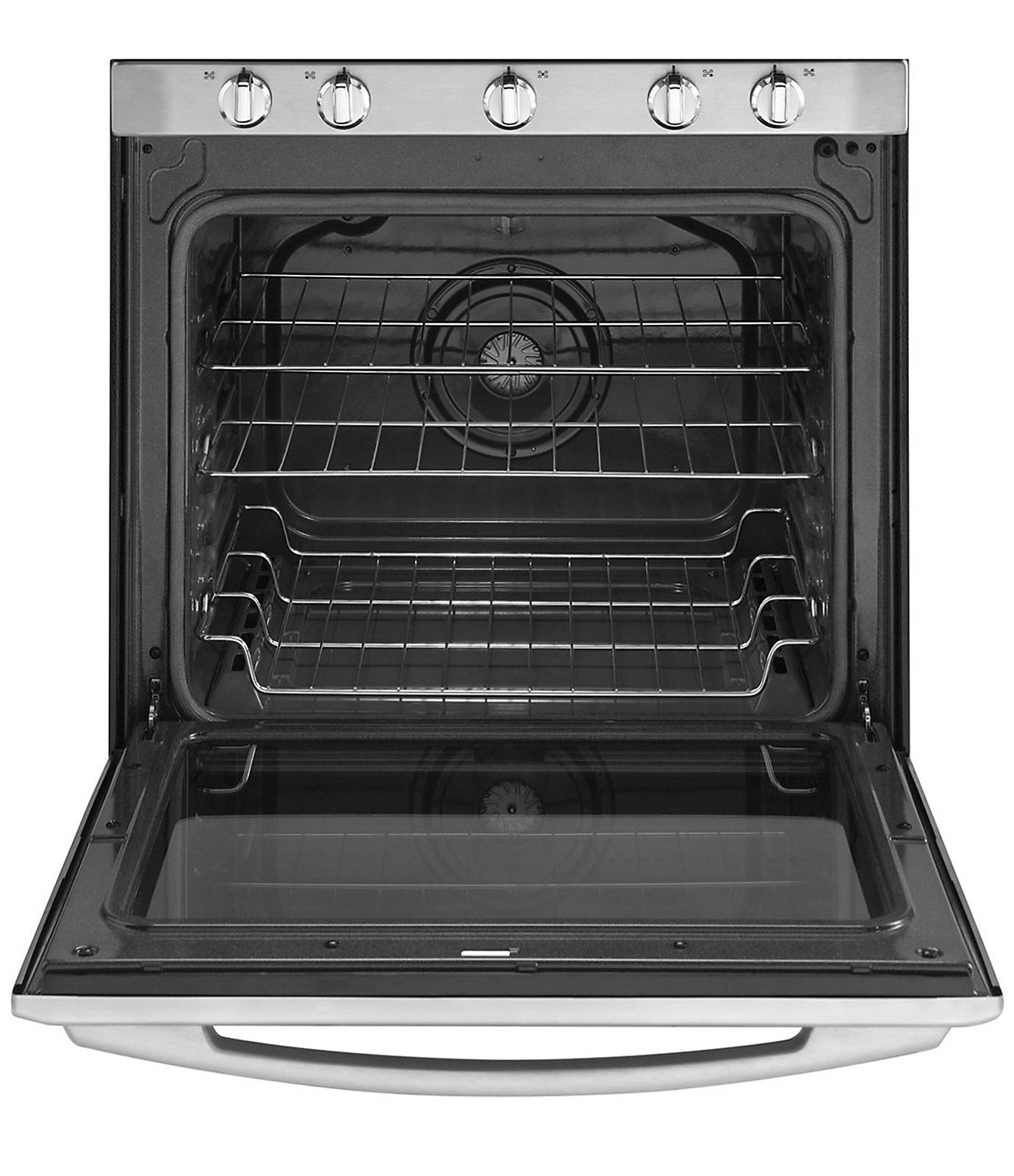 Maytag 5.8 cu. ft. Freestanding Gas Range w/ Speed Heat™ Burner - Black