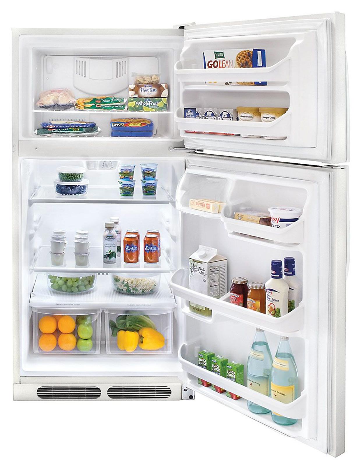 Kenmore 14.8 cu. ft. Top-Freezer Refrigerator - White