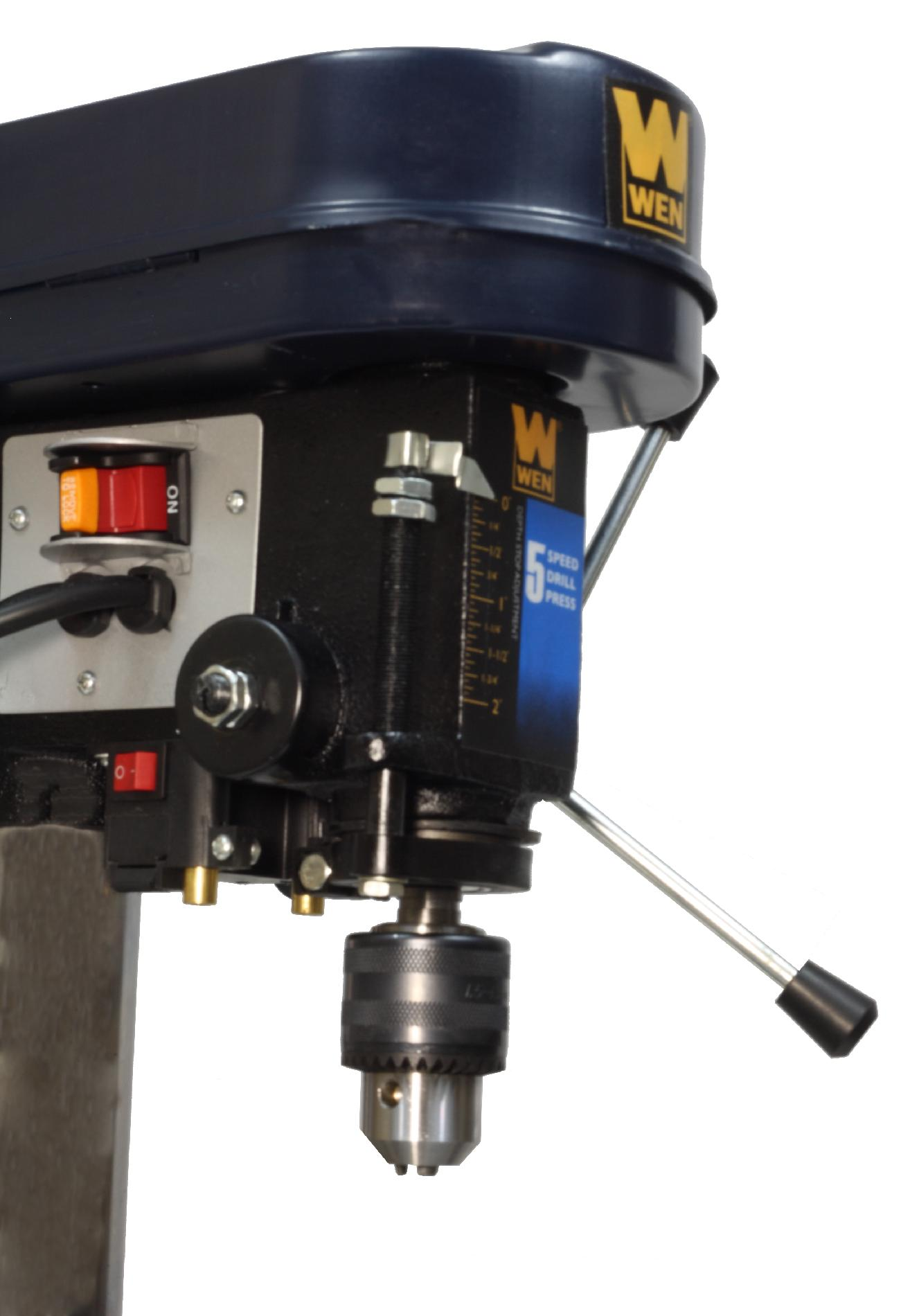 "Wen 8"" Drill Press with Laser"