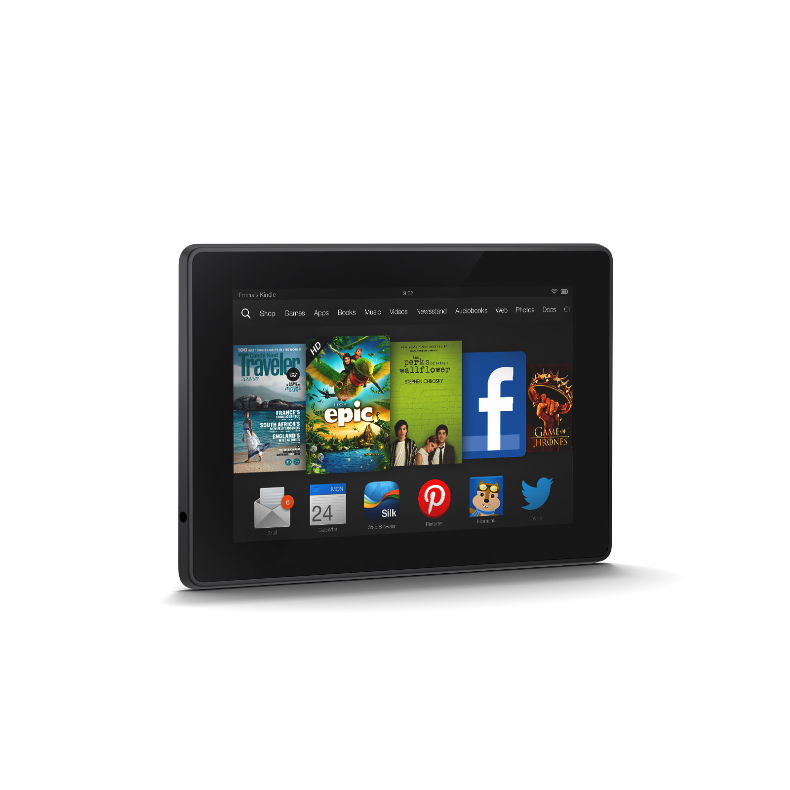 AMAZON Kindle Fire HDX 7in. - 16GB