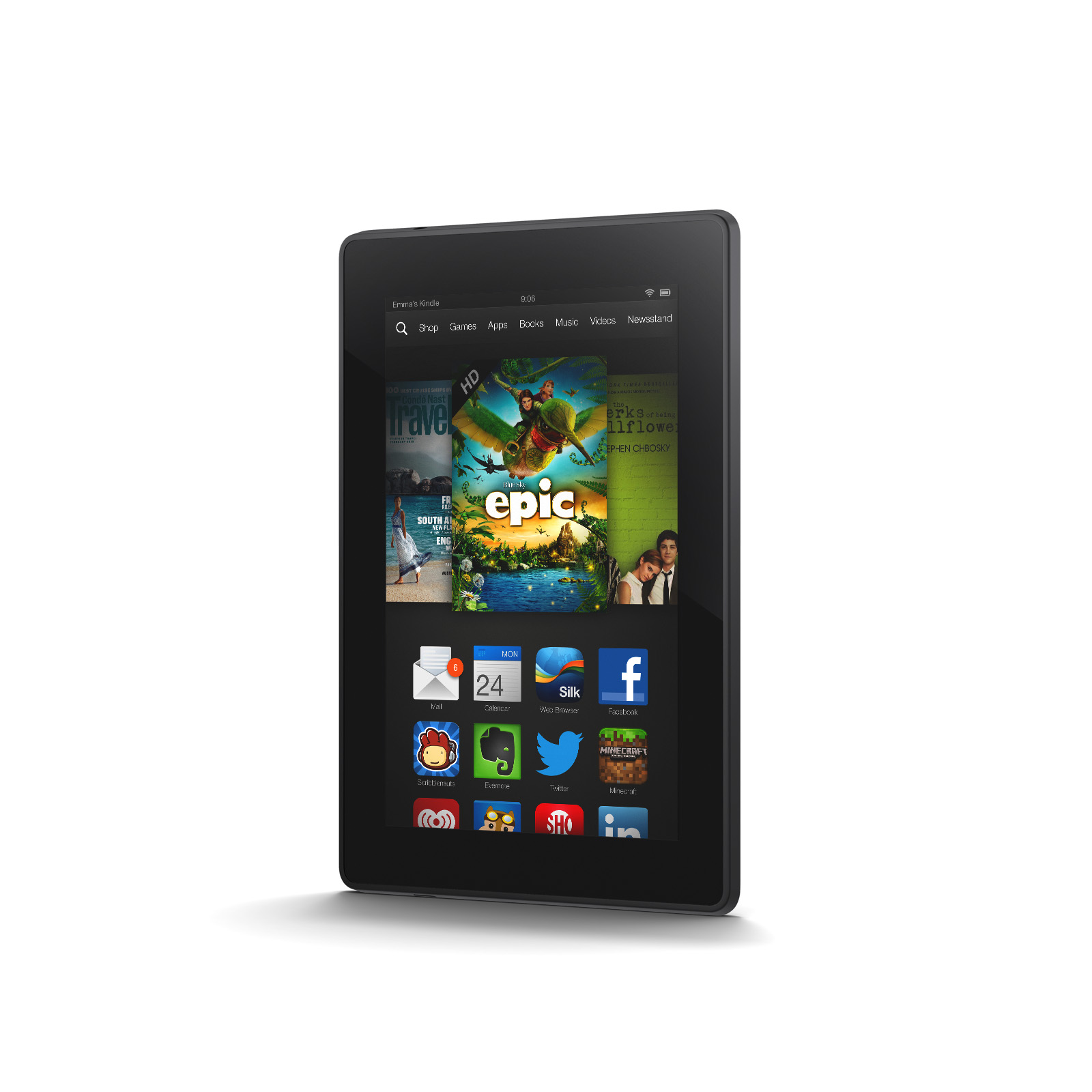 AMAZON Kindle Fire HD 7 in. - 8GB