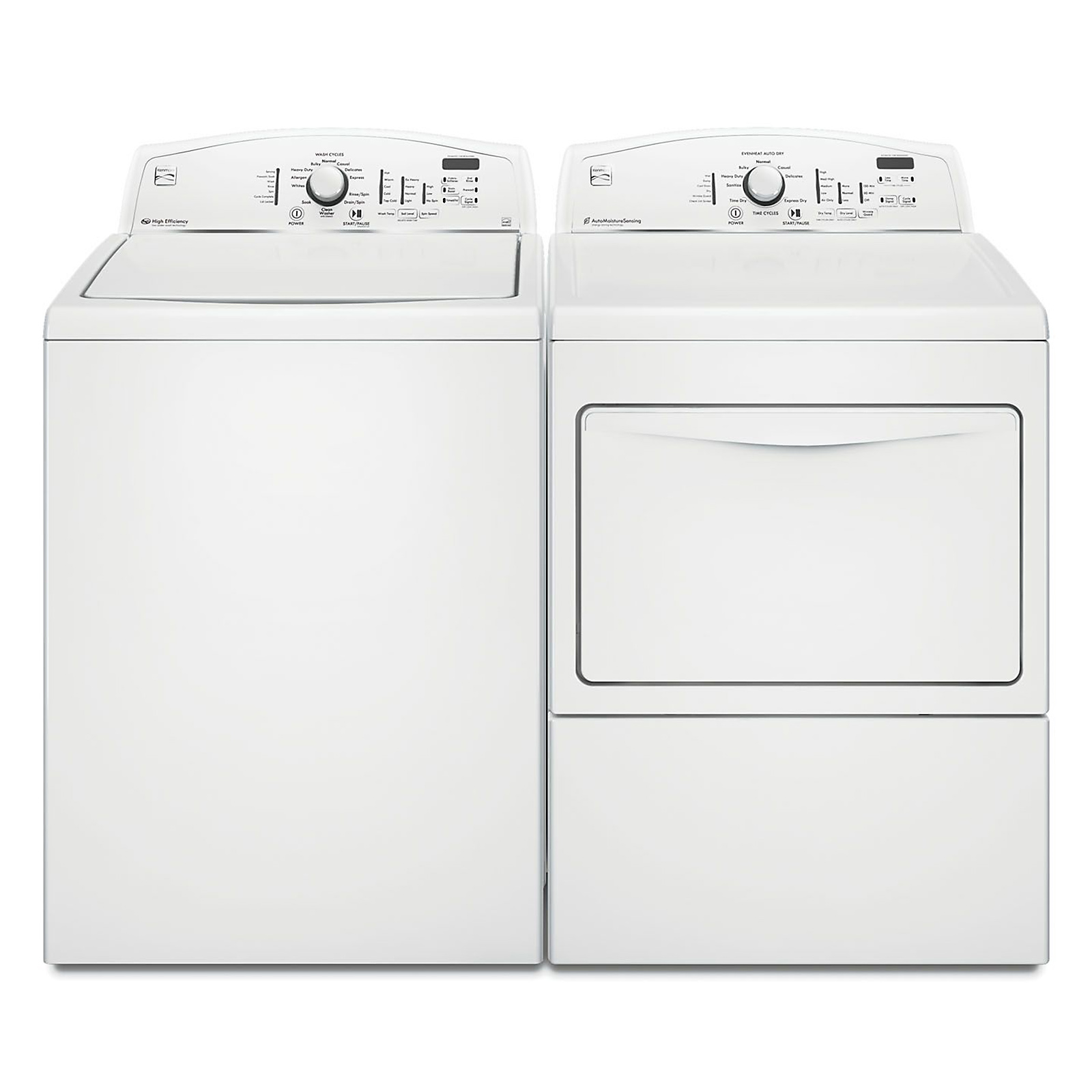 Kenmore 7.5 cu. ft. Electric Dryer - White