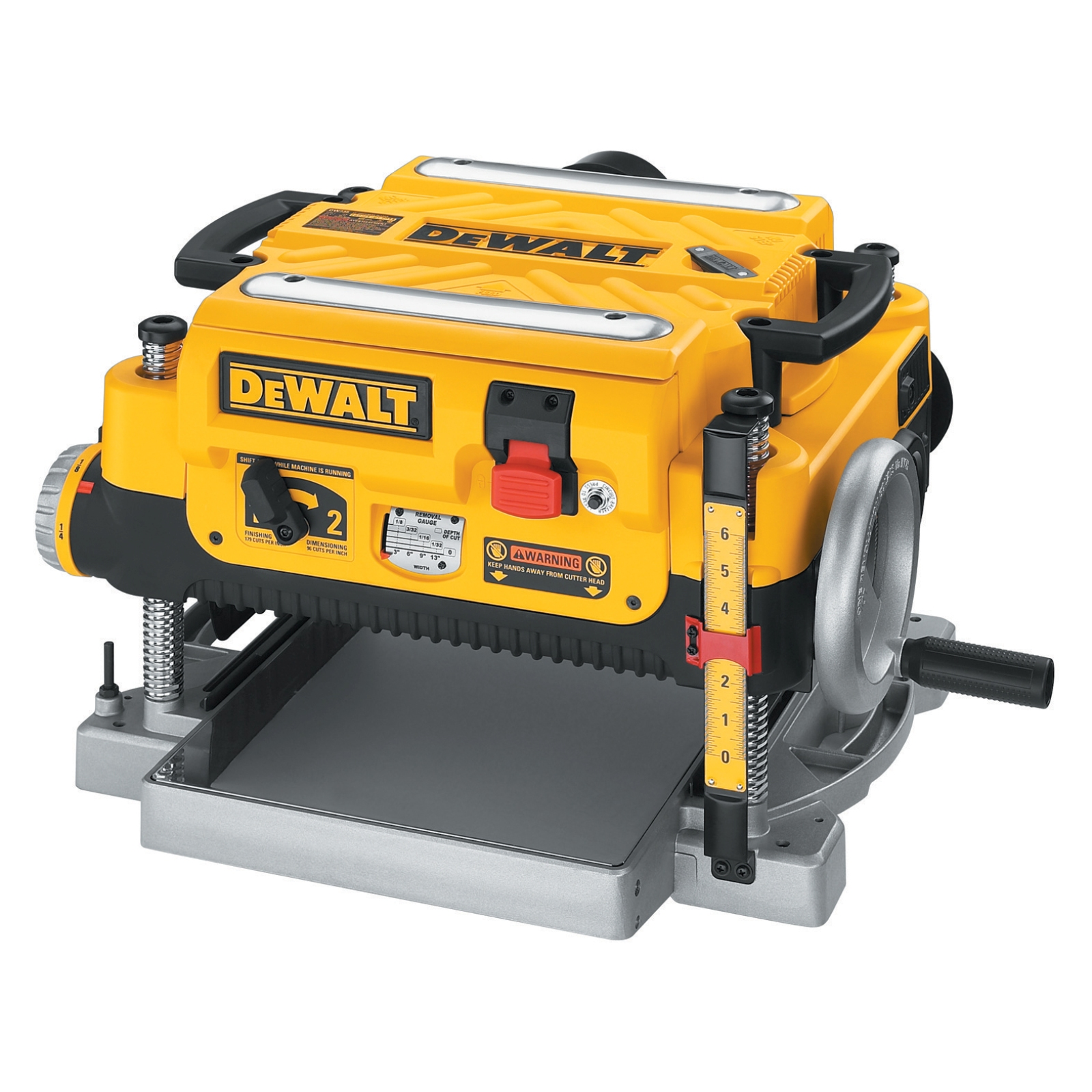 DeWalt Heavy-Duty 13 In. Thickness Planer